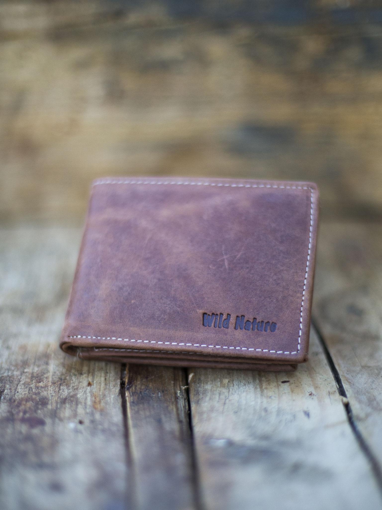 Heren portemonnee - Aangeboden door André