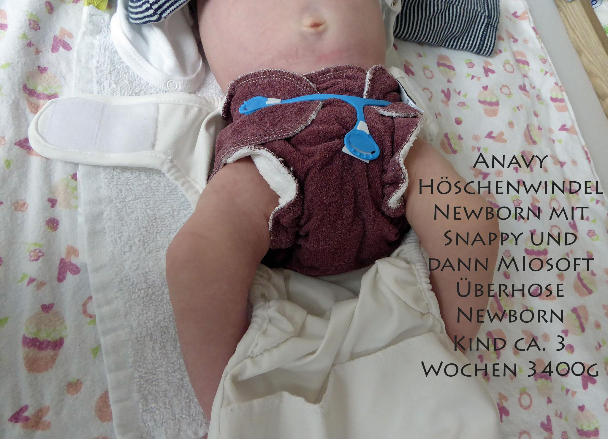 Anavy Newborn Snappy