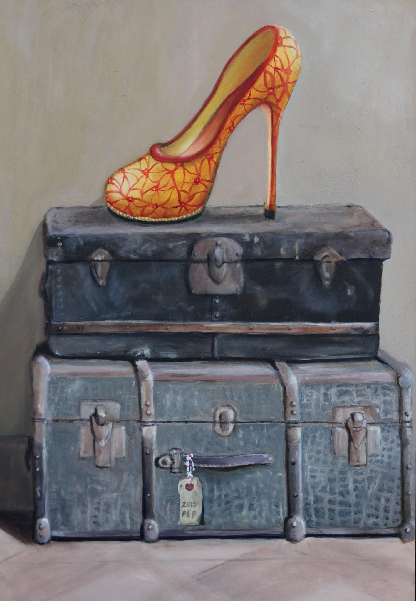 Schoen op reis