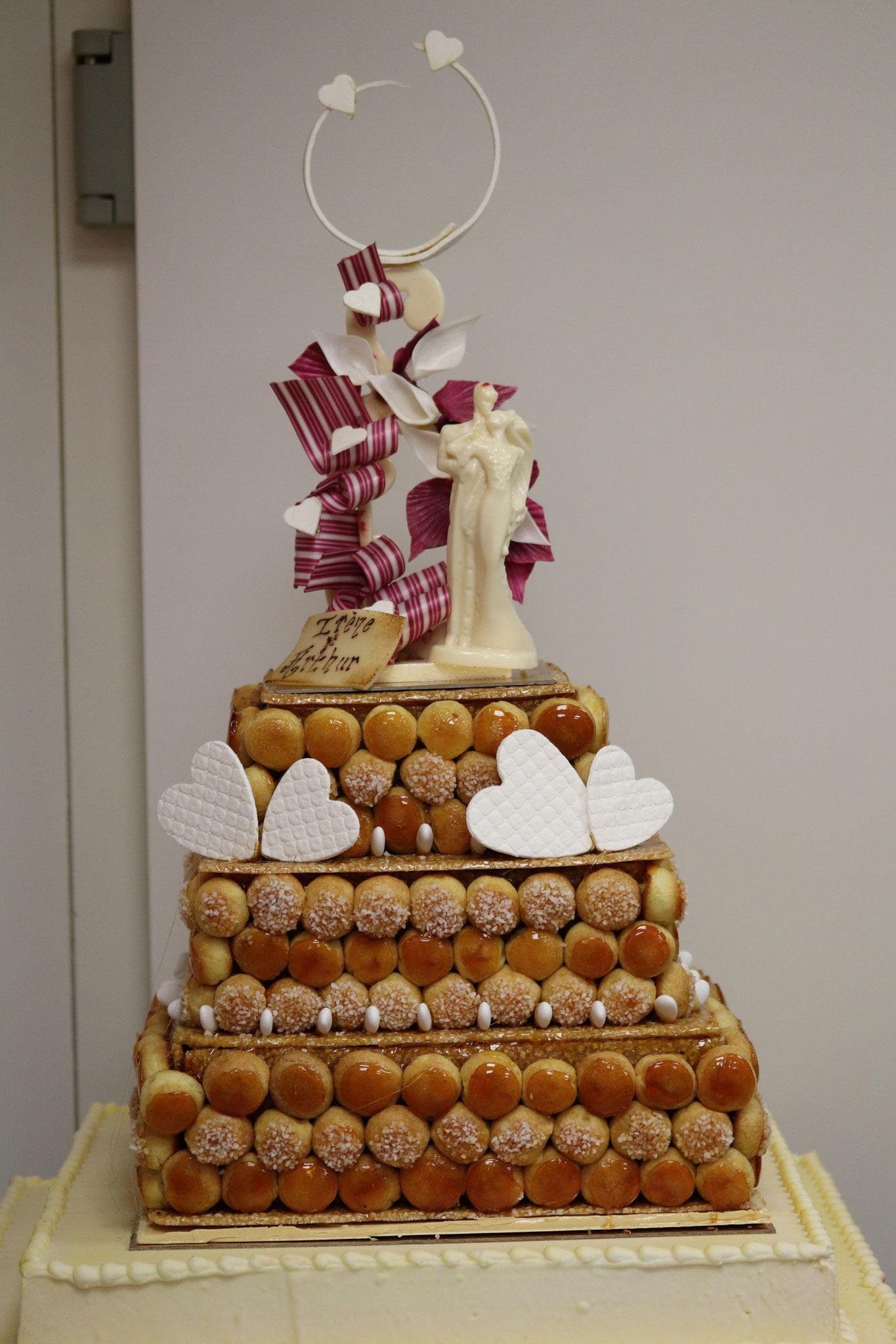 Nos Pièces Montées Lemoy Artisan Patissier Chocolatier