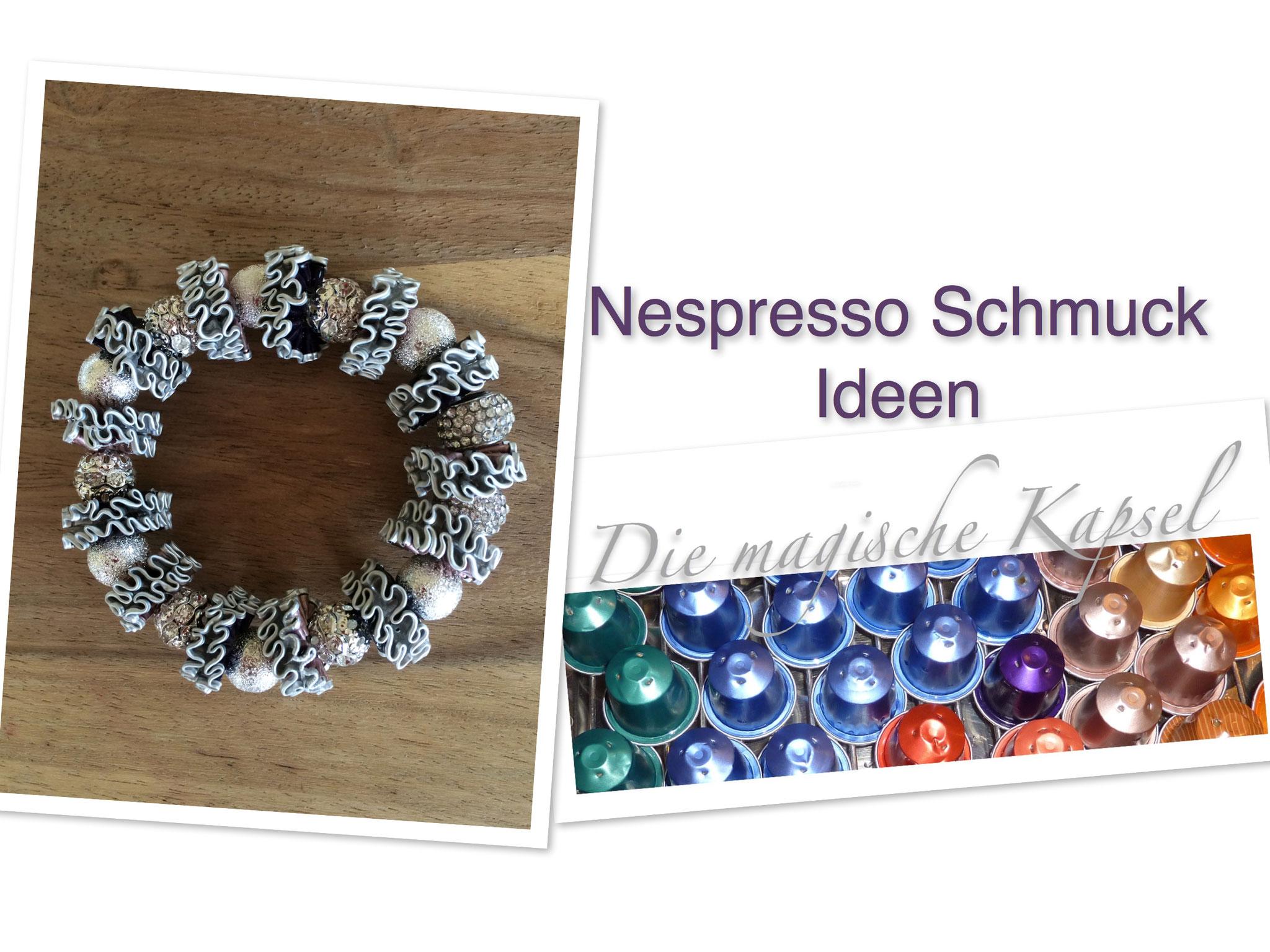 Diverse Bildanleitungen Anleitungen Für Nespresso Kapsel Und