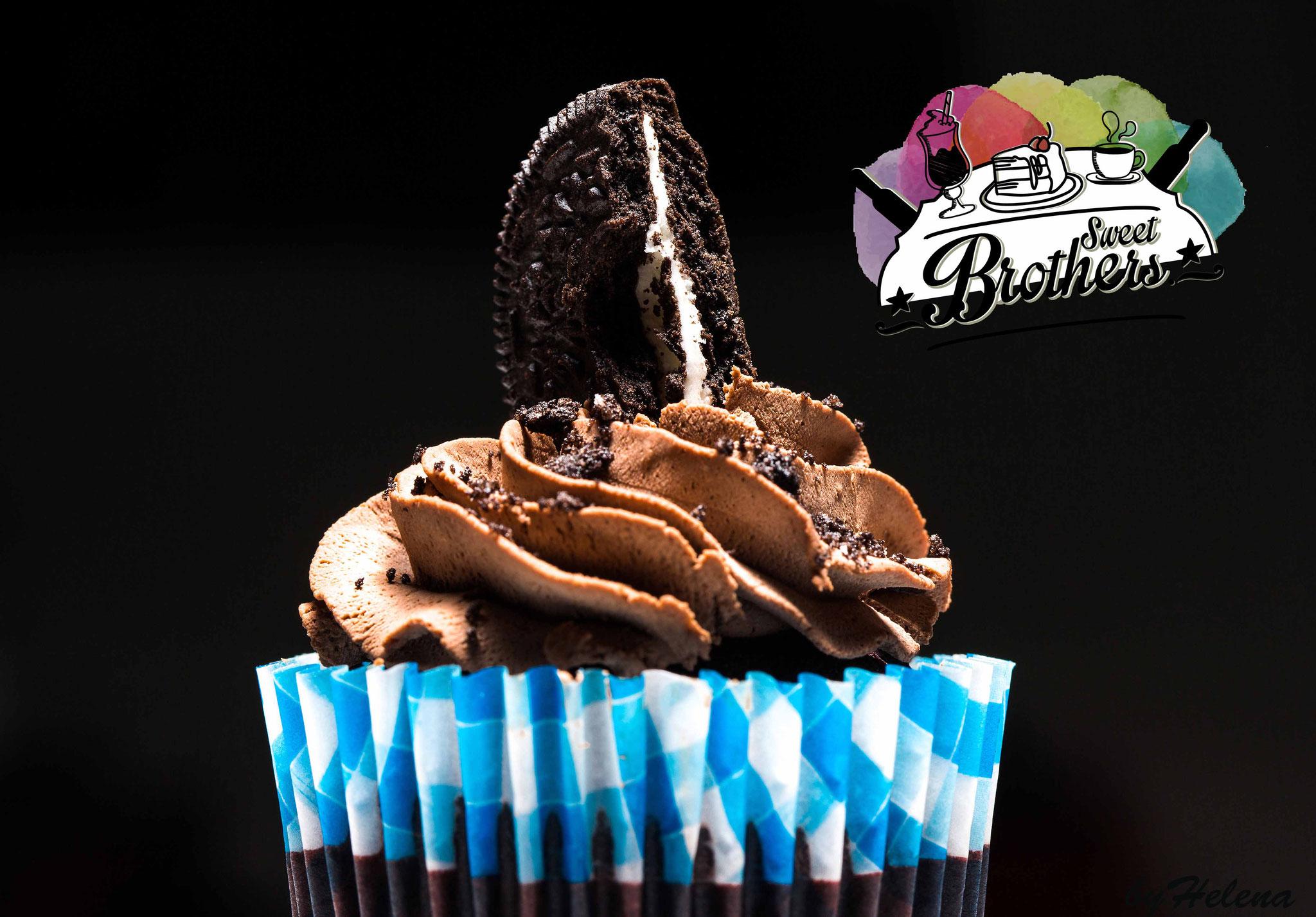 Cupcake Chocolate Oreo