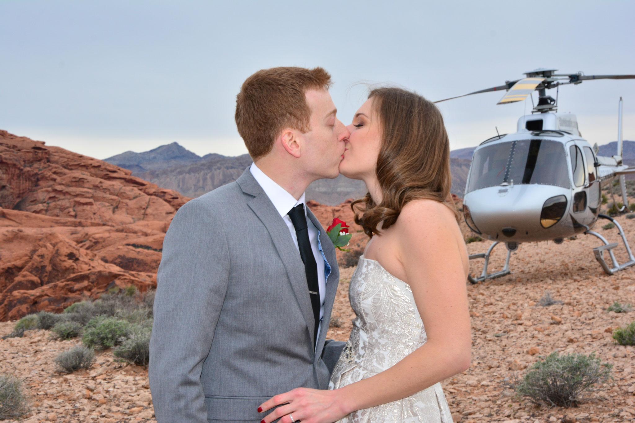 Verliebt, vorlobt, verheiratat in Las Vegas