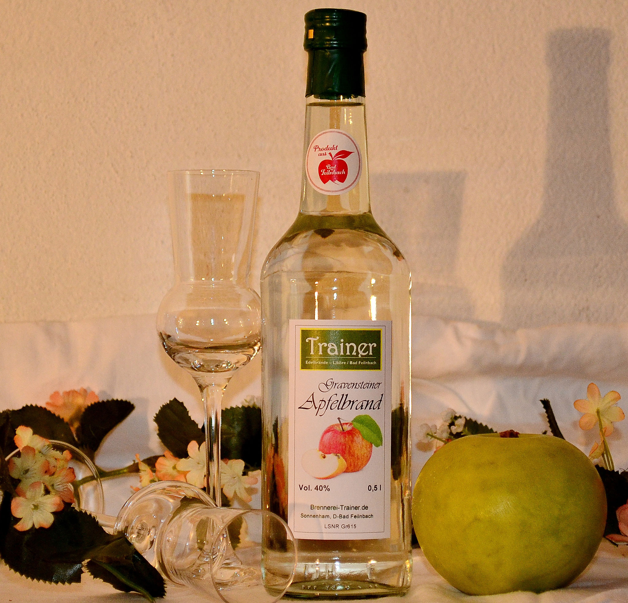 Gravensteiner-Apfelbrand