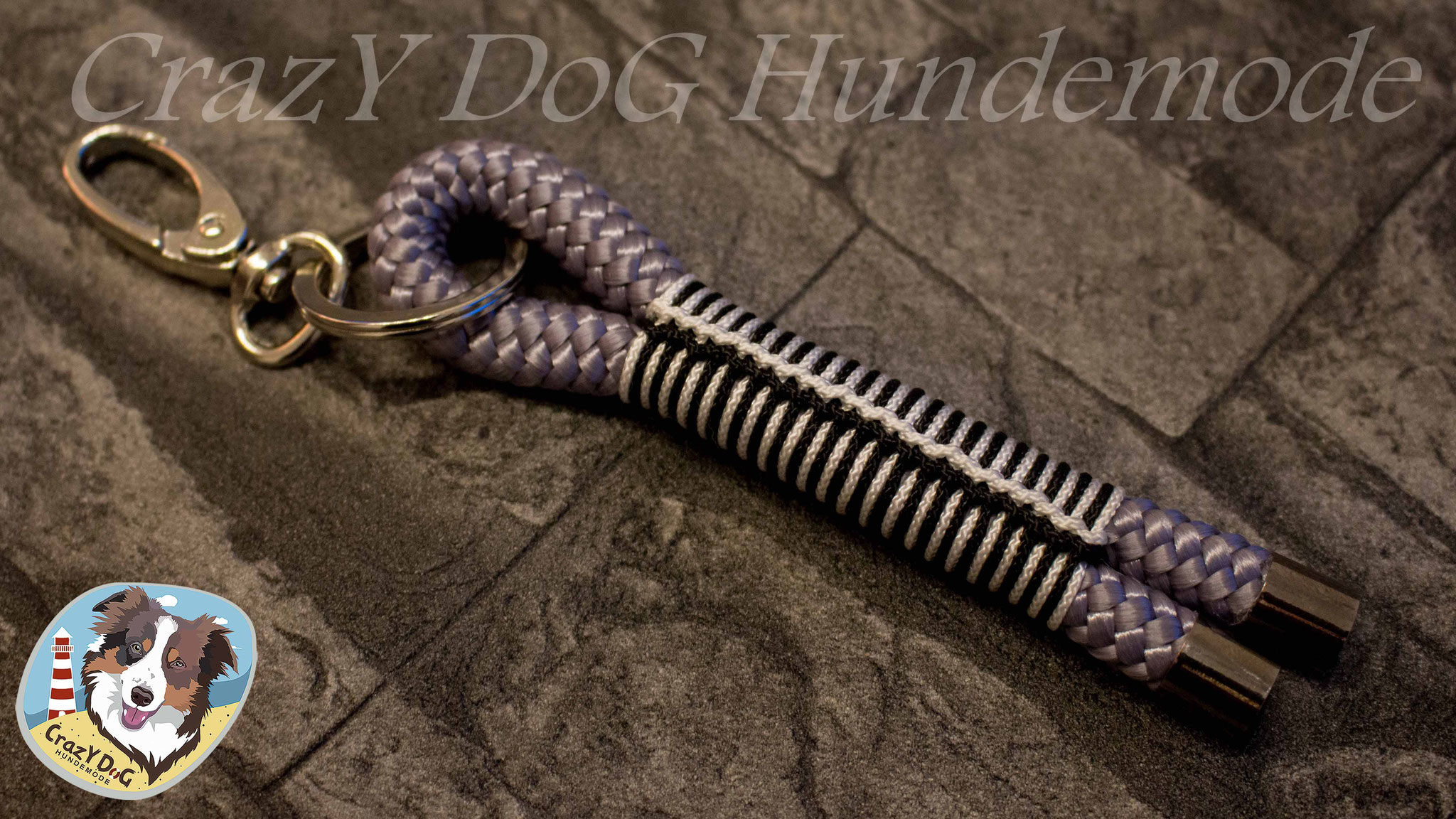 Zipper ( 1 oder 2 farbig möglich)