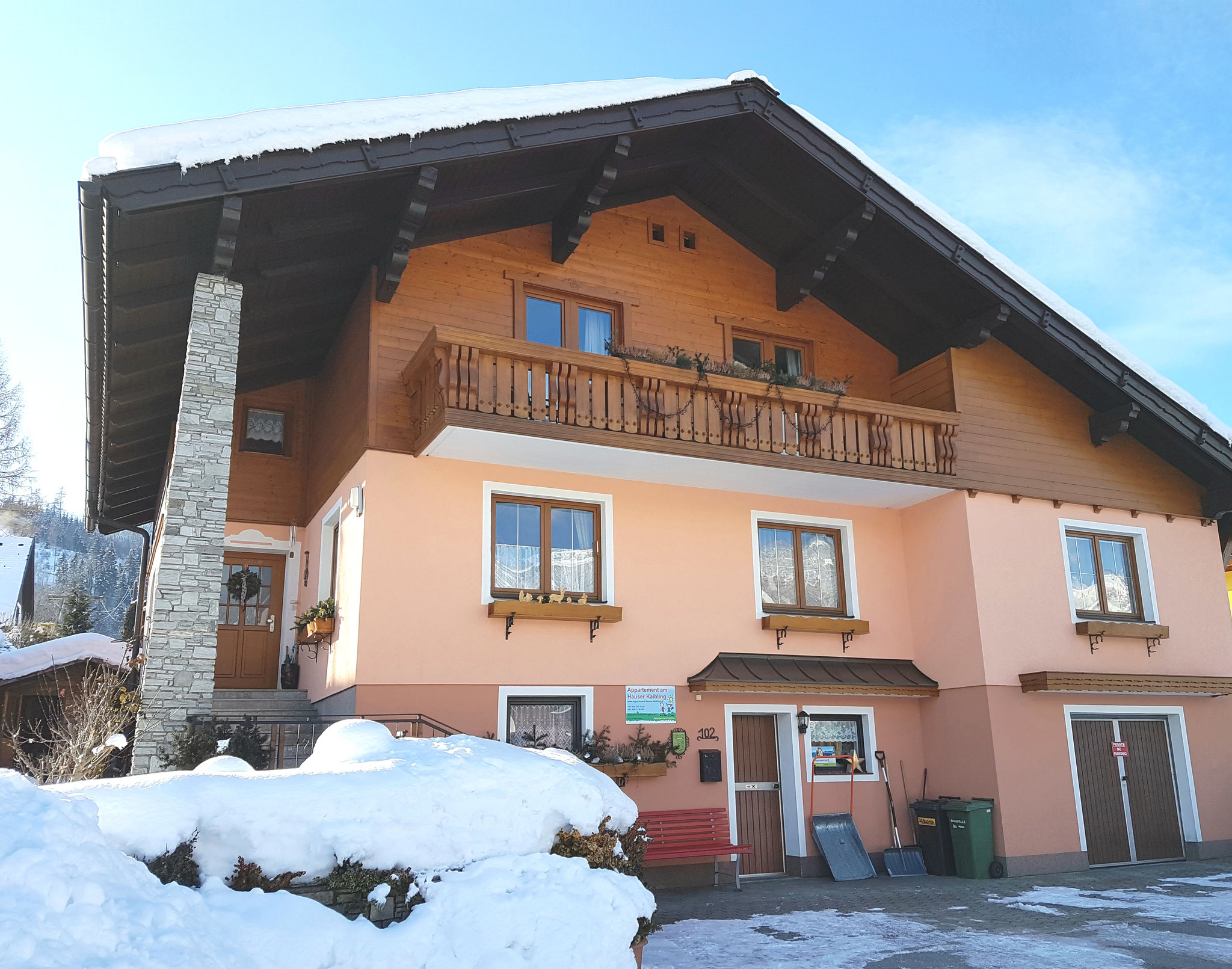 Das Appartement am Hauser Kaibling****