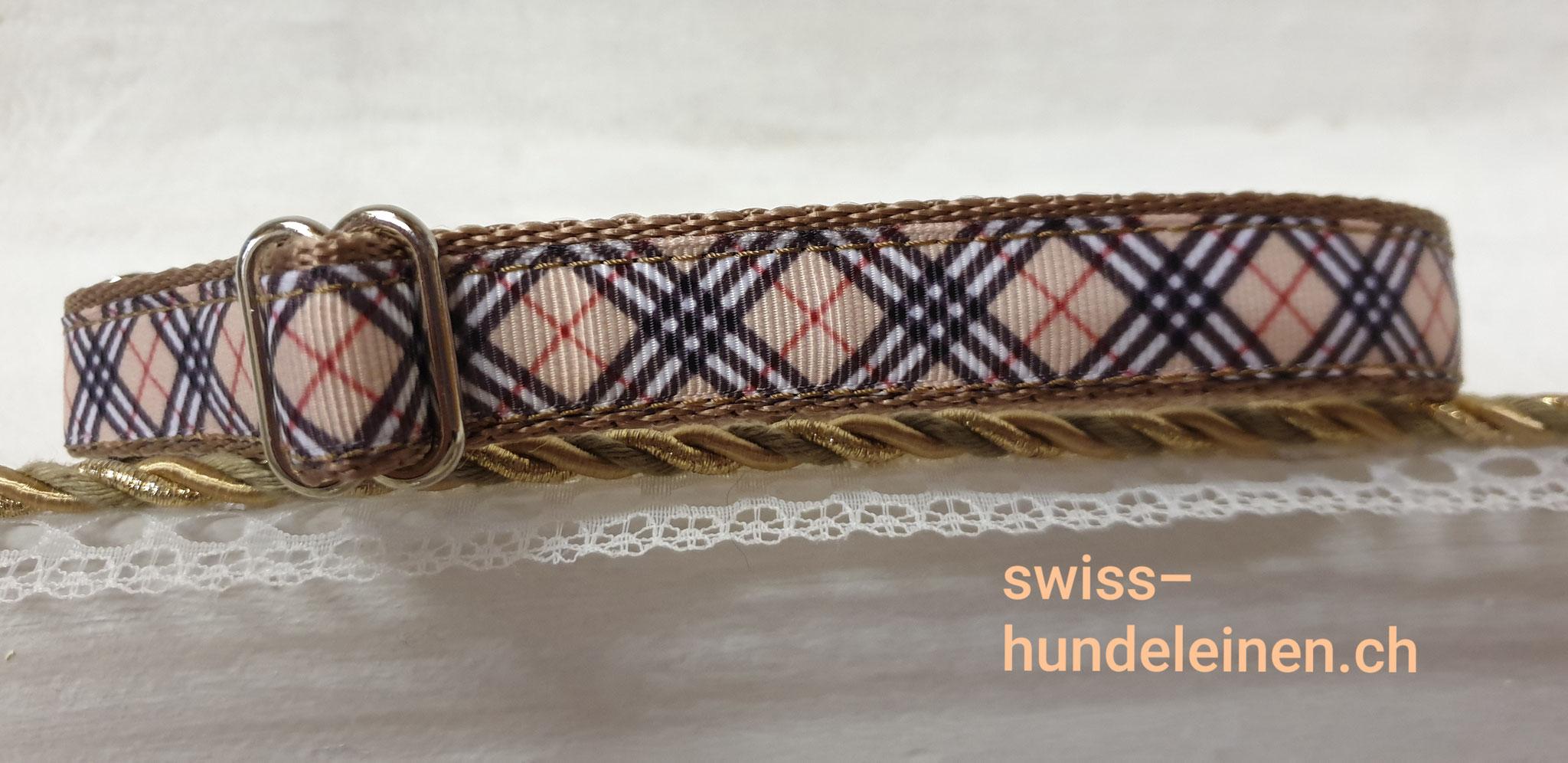 Swiss-Hundeleinen, Handgefertigt in eigenr kleiner Manufaktur, keine verwendung von Plastik/Kunststoff Schnallen,Hundesport, Hundetraining, nicht gepolstert somit saugt es sich nicht mit Wasser voll, ideal für Hunde die viel im Wasser sind,