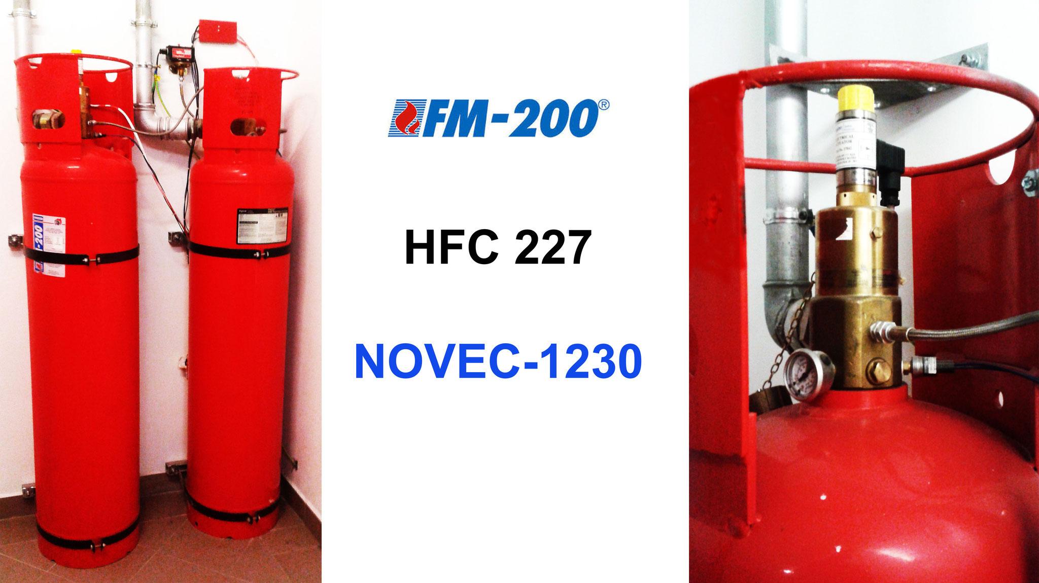 Legalizacja butli fm200 serwis gaszenia gazem