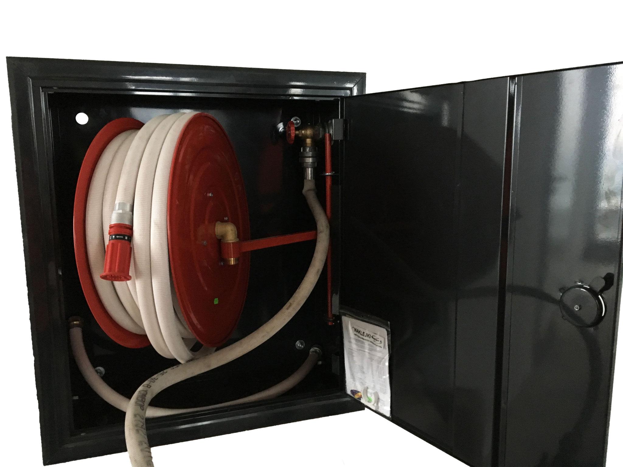 Przeglądy i  badanie wydajności hydrantów wewnętrznych zewnętrznych