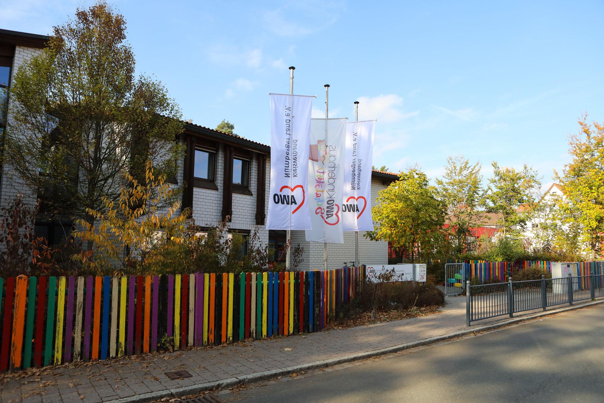 """Unsere Einrichtung """"AWO Kinderhaus Schatzkiste"""""""