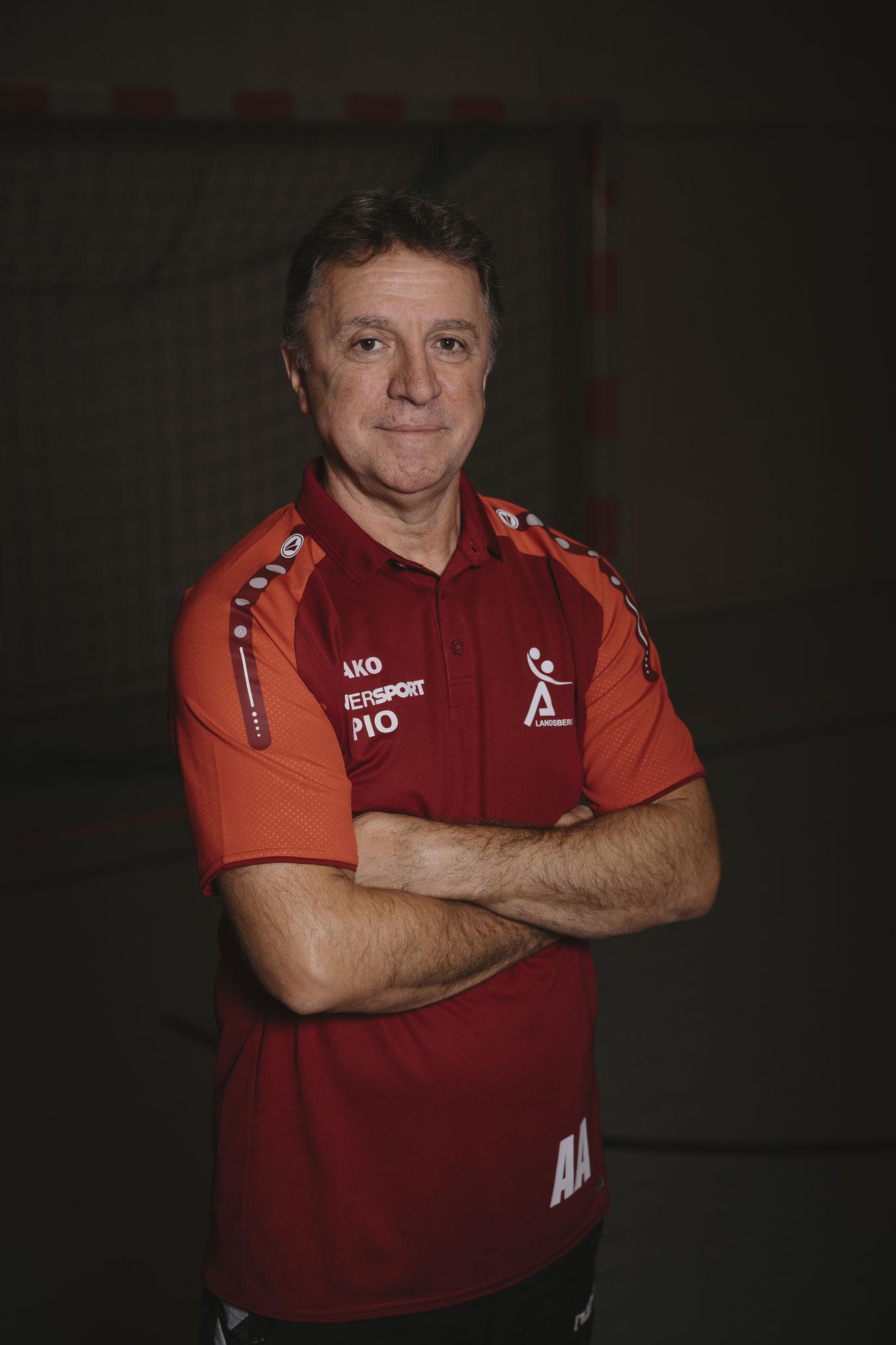 Co-Trainer: Agim Ajieti