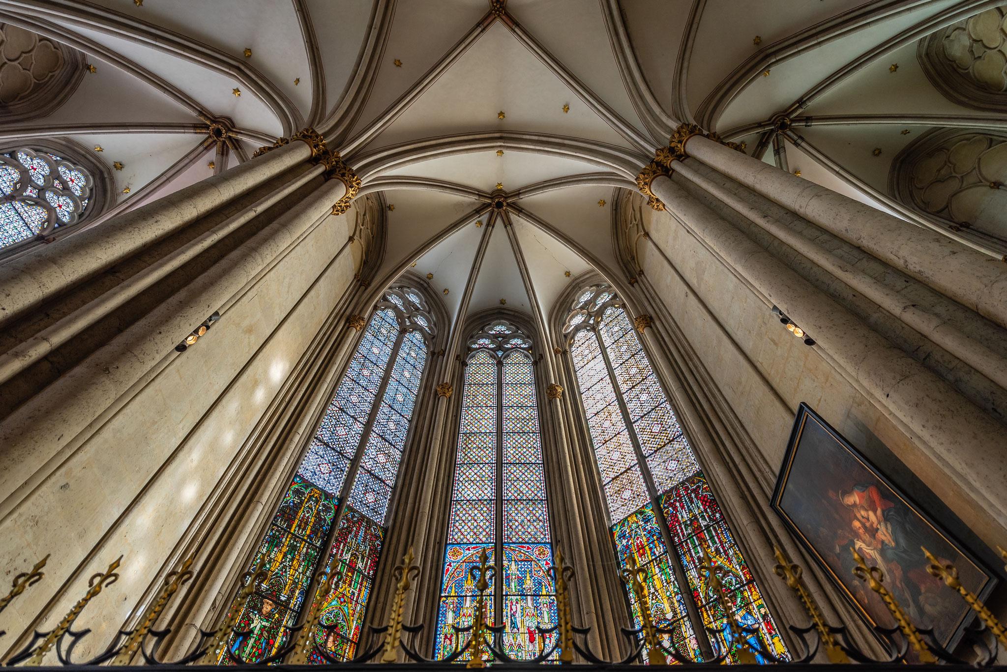 Kölner Dom - Architekturfotofgrafie in Köln