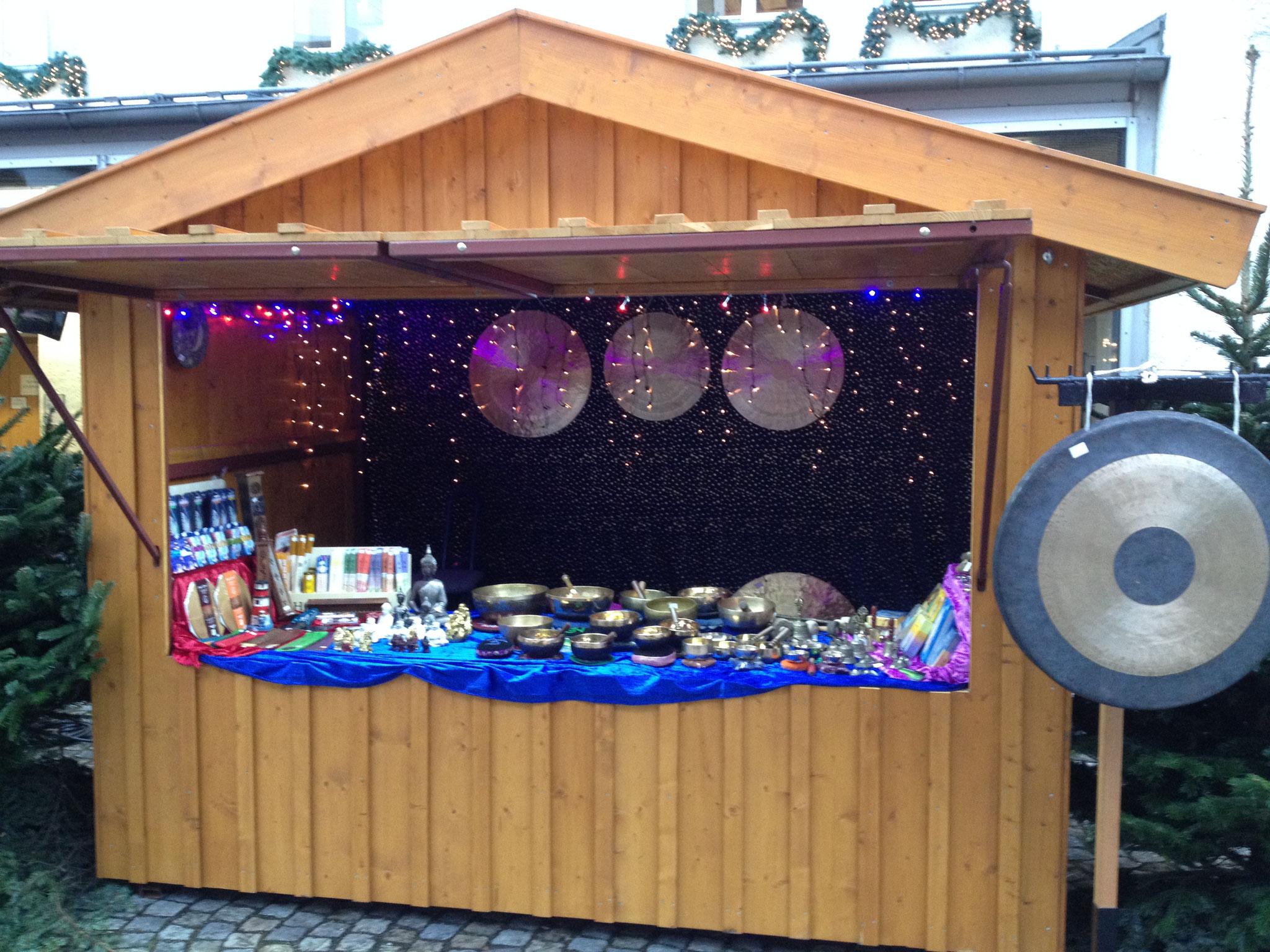 Weihnachtsmarkt in Mühldorf a. Inn