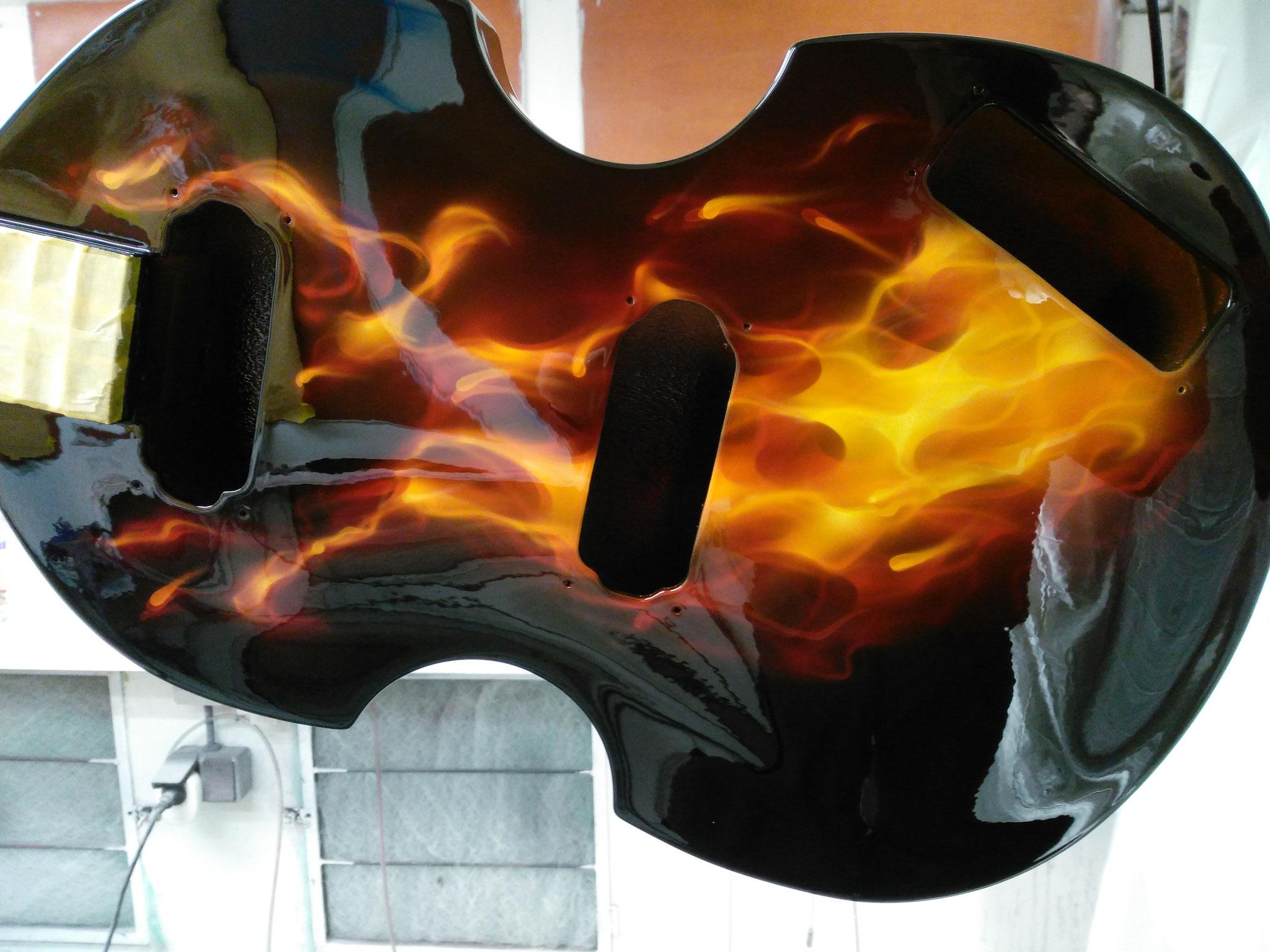 true fire gitaar