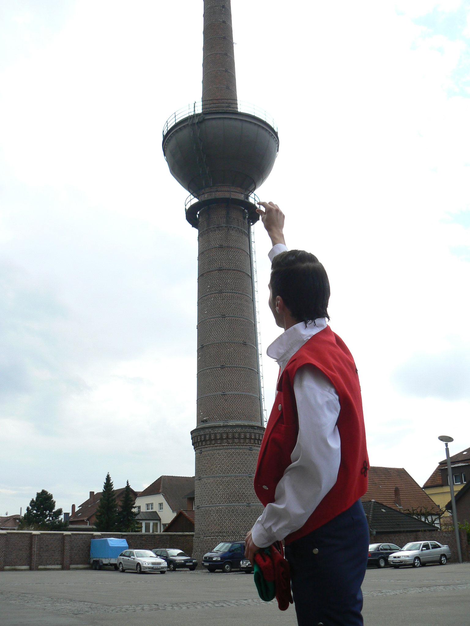 GEMPT-Halle in Lengerich - 2008