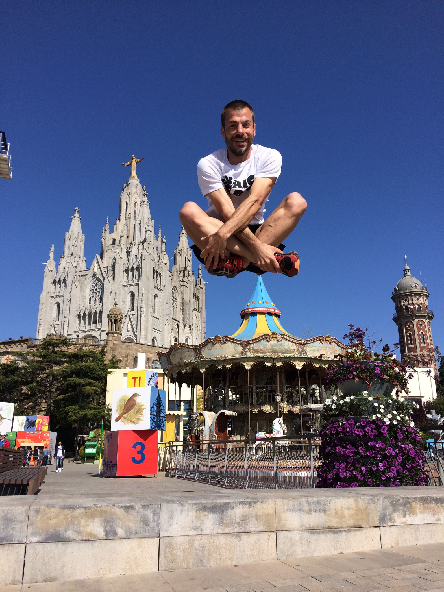 Enric Llinares, Entrenador Personal Barcelona