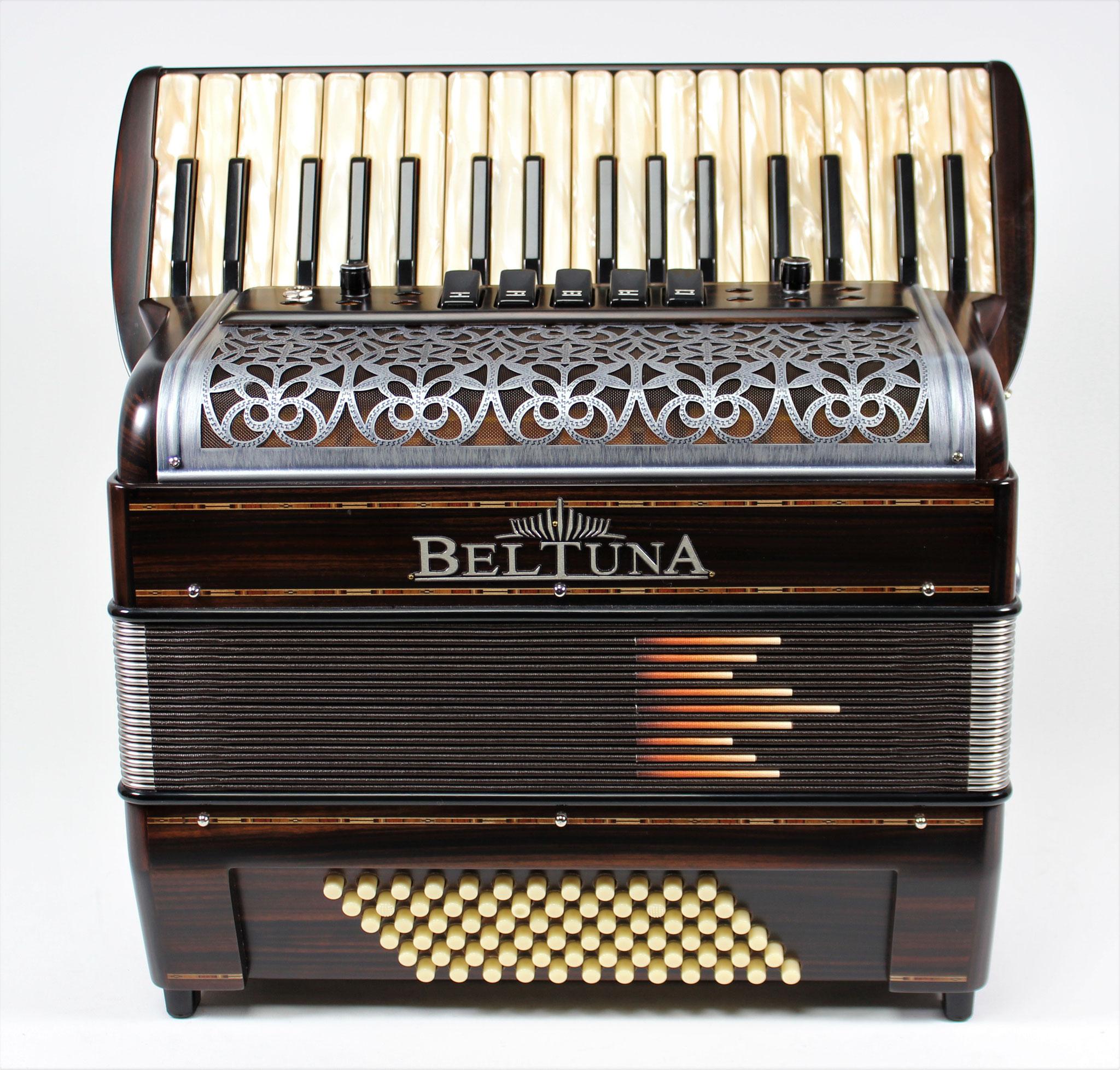 Beltuna III 72 MH, ebano opac