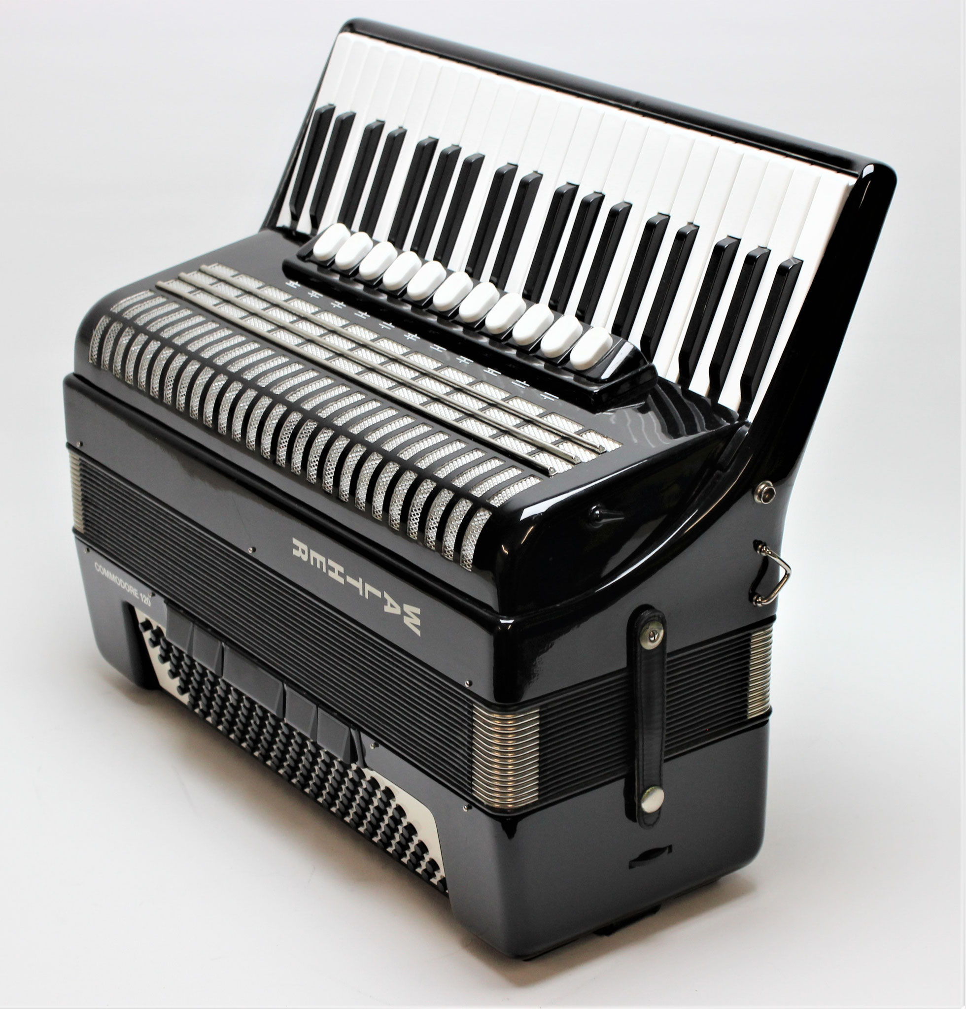 WALTHER Commodore 120, schwarz