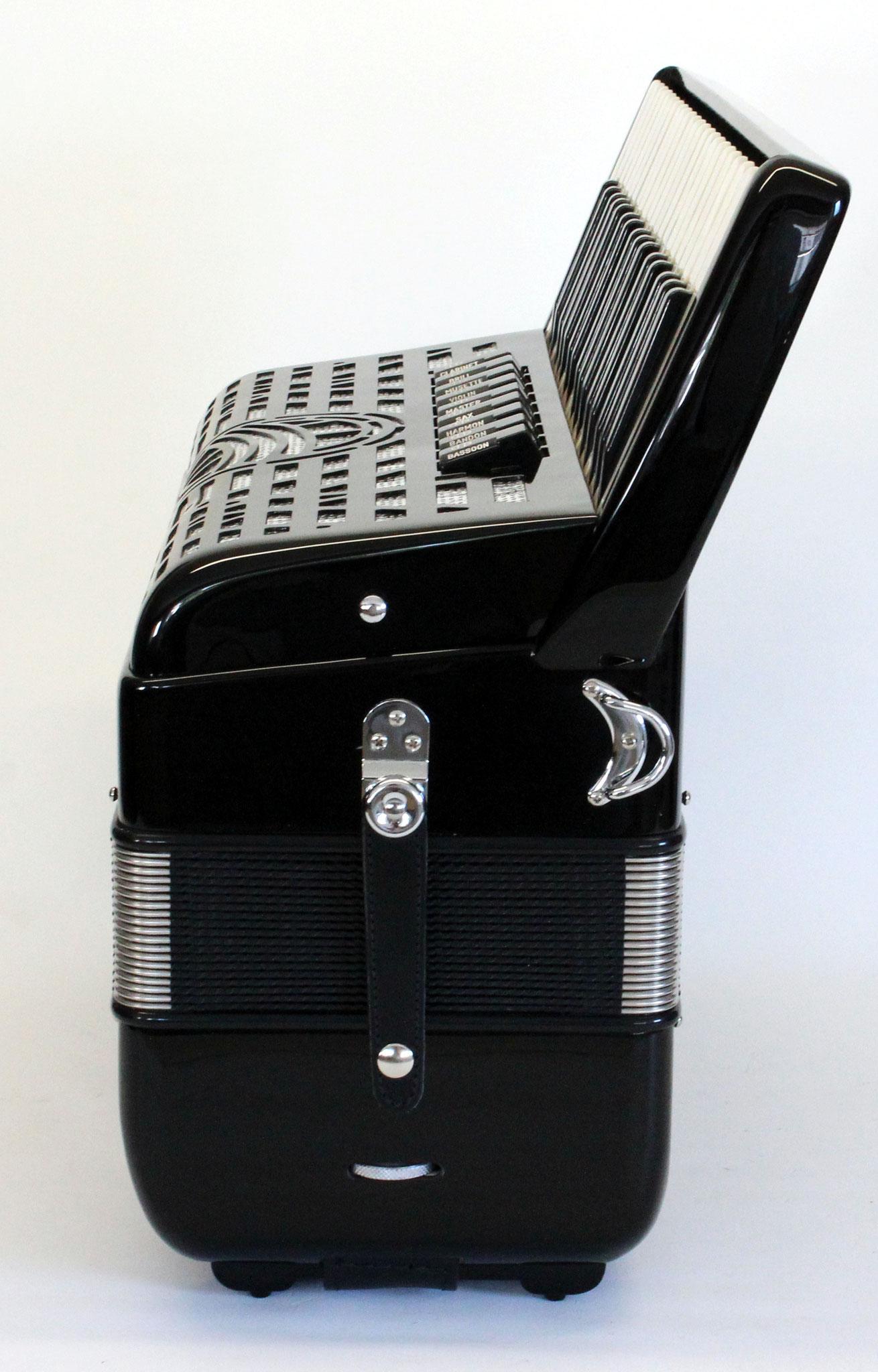 MORESCHI Agile 37 IV, schwarz
