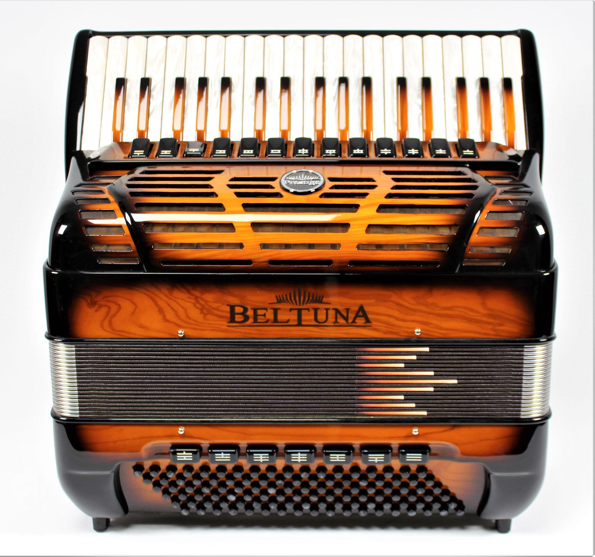 Beltuna Prestige V 108 Compact, sunburst