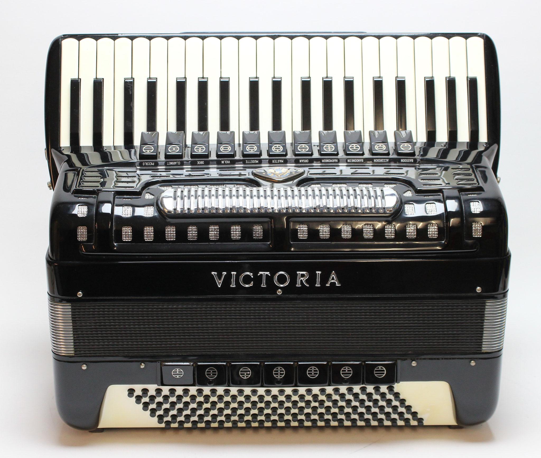 Victoria IV 120, schwarz