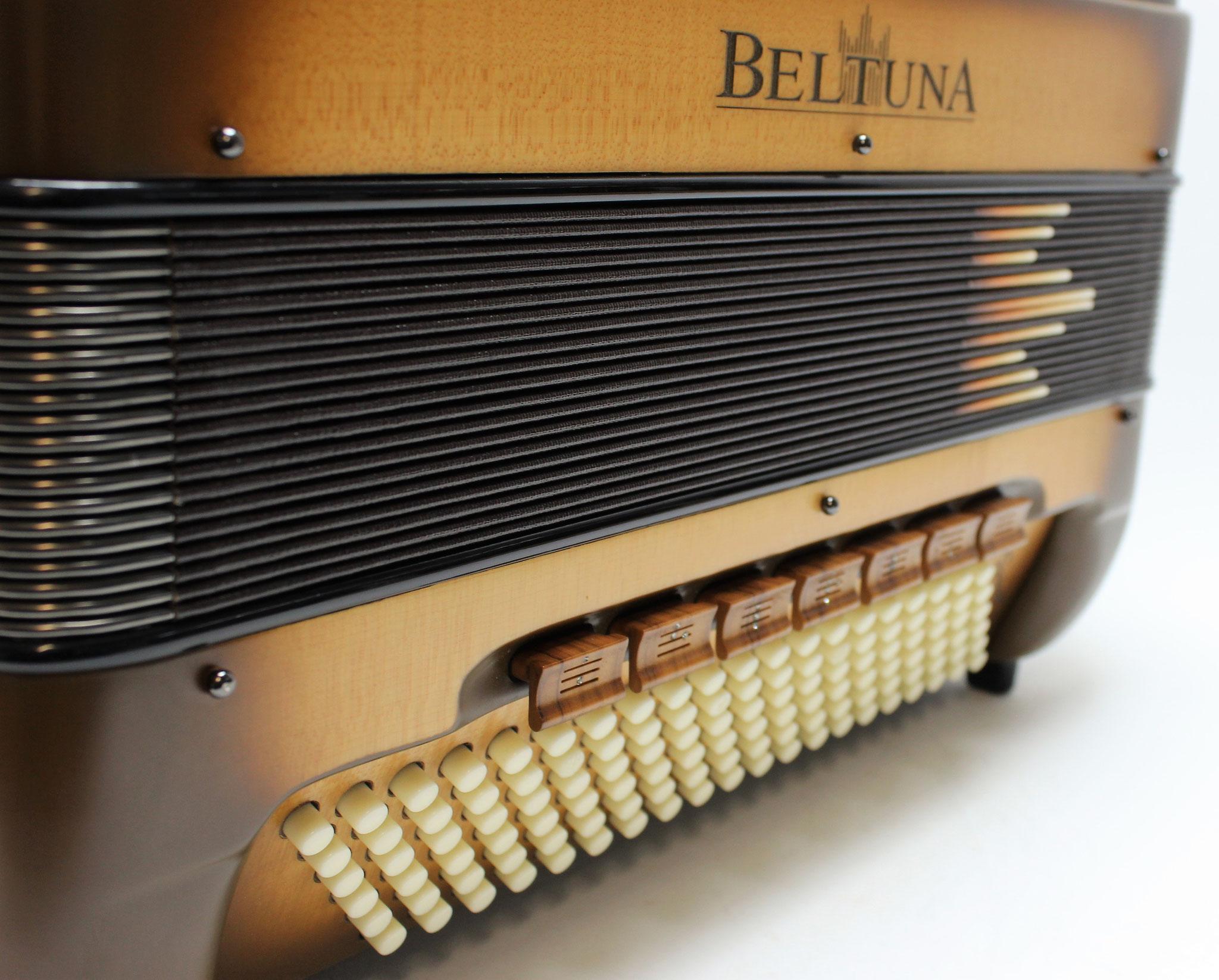 BELTUNA Spirit V 120 P, Ahorn mit Sonderlackierung