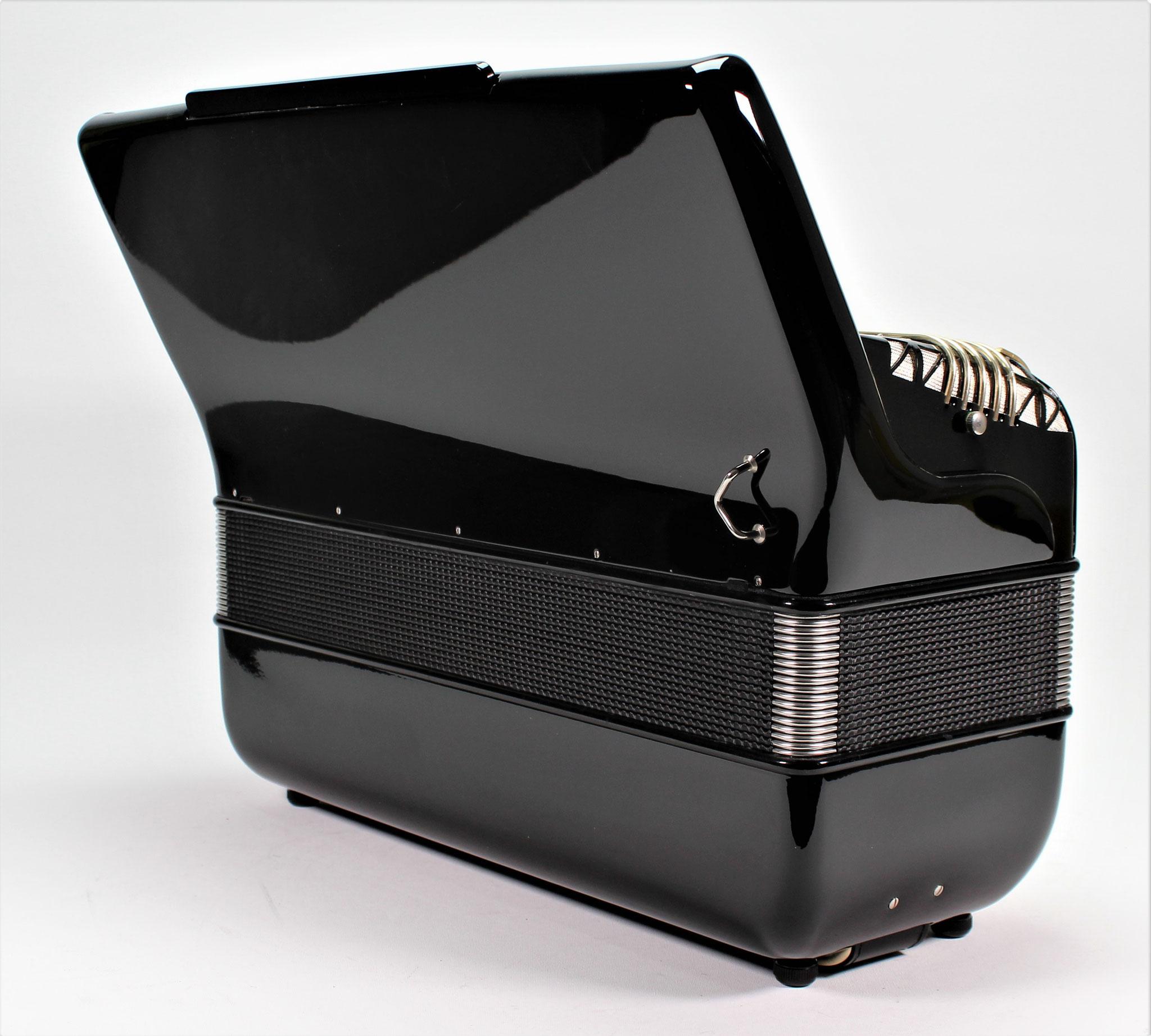 Hohner Atlantic IV de Luxe, schwarz