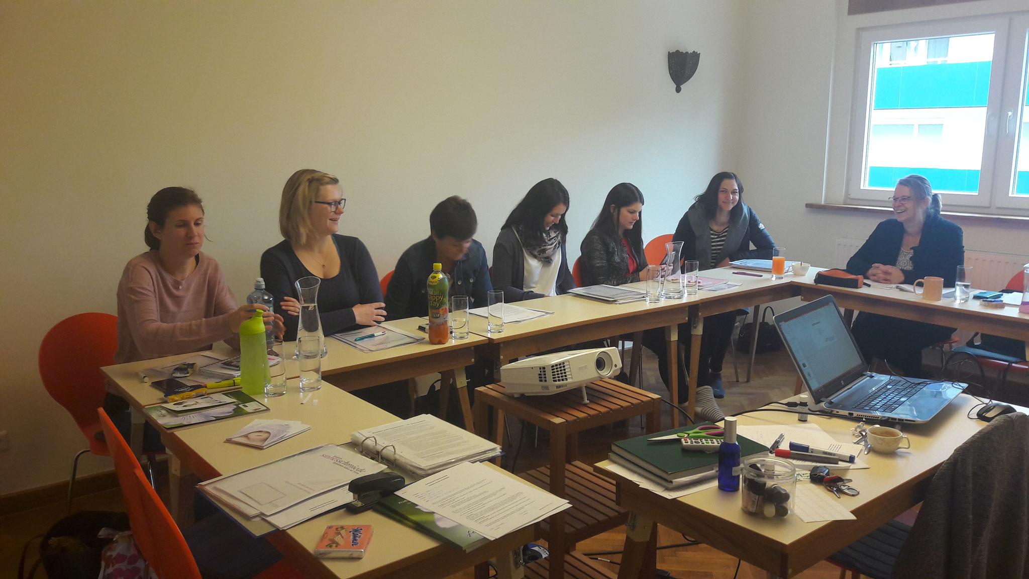 AROMA-Ausbildung und Kurs Frühjahr 2019