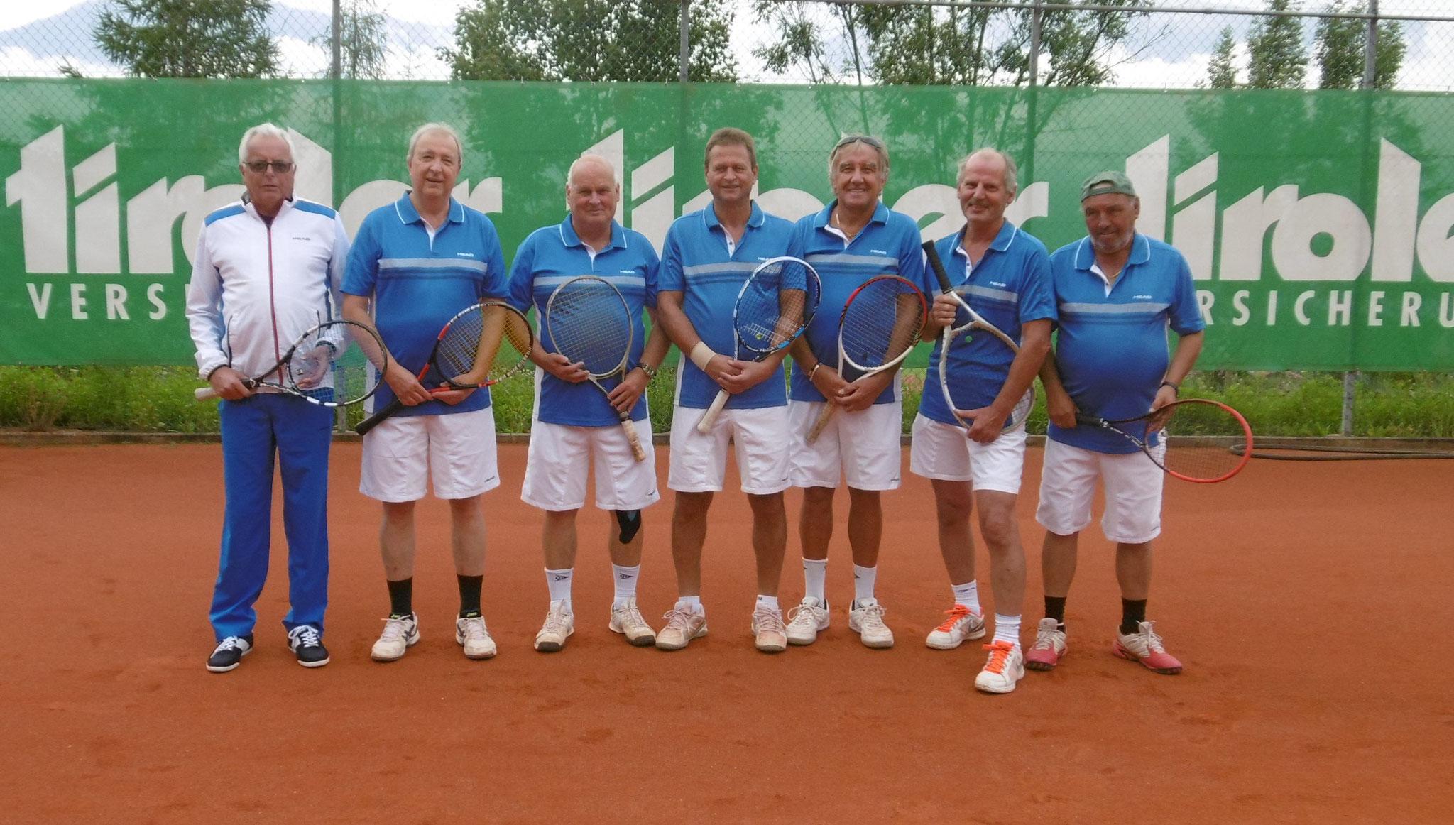 Mannschaft Herren Doppel 60