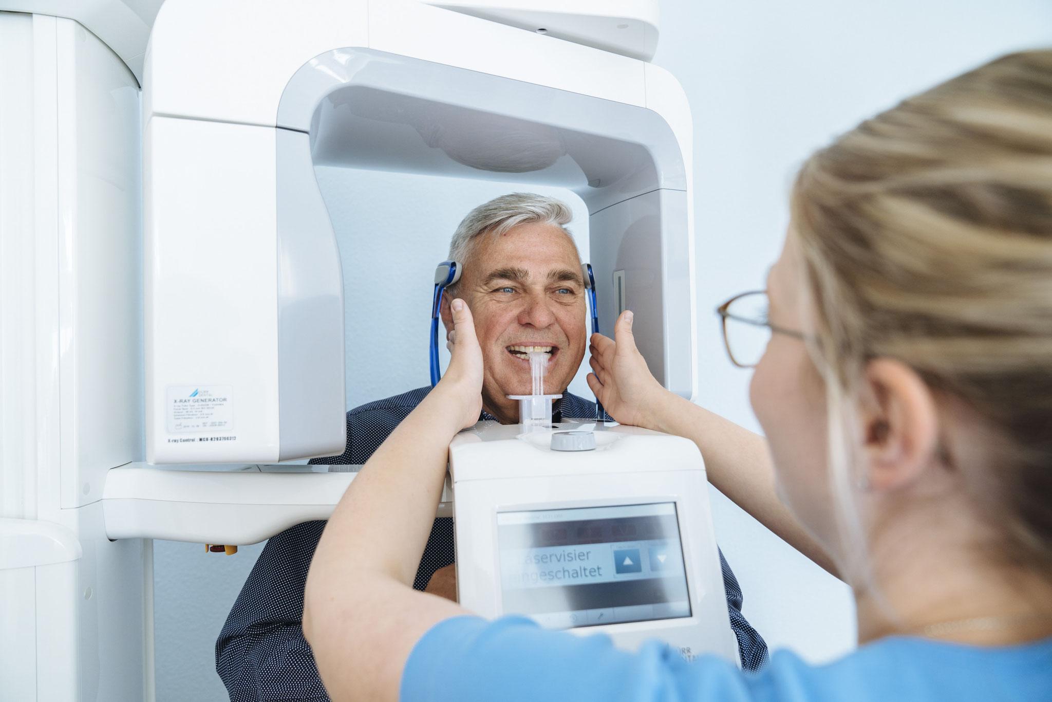 Digitale Röntgendiagnostik