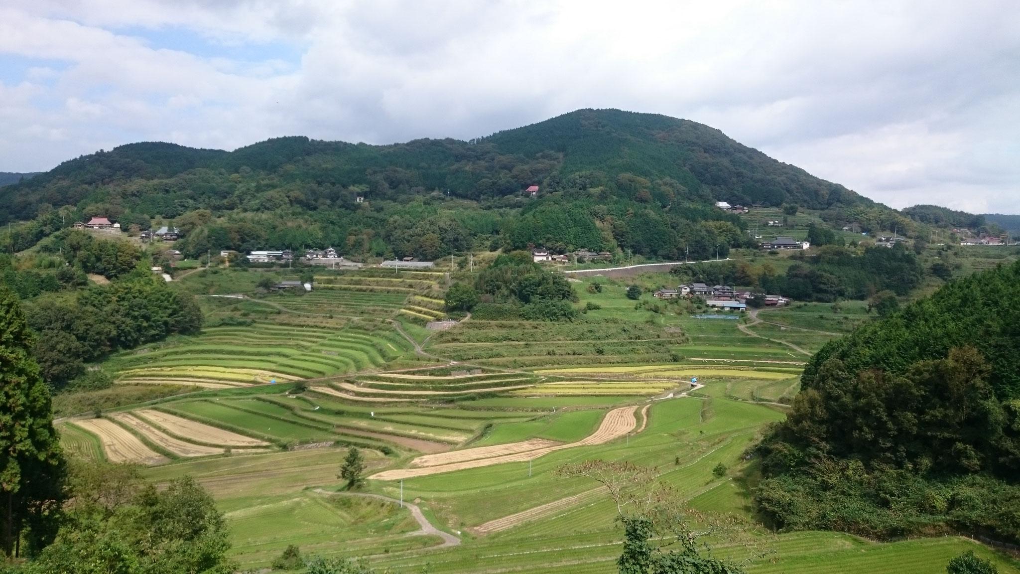 岡山県、旧美作国久米郡で五百年近く竹内流は伝承されてきた