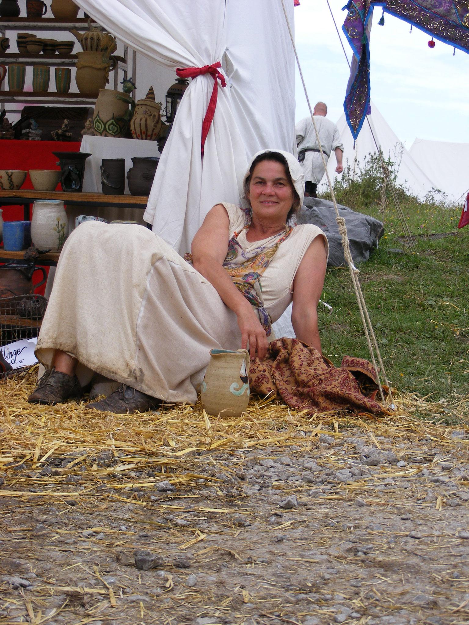 Mütterchen Matsch, Drachfest 2016