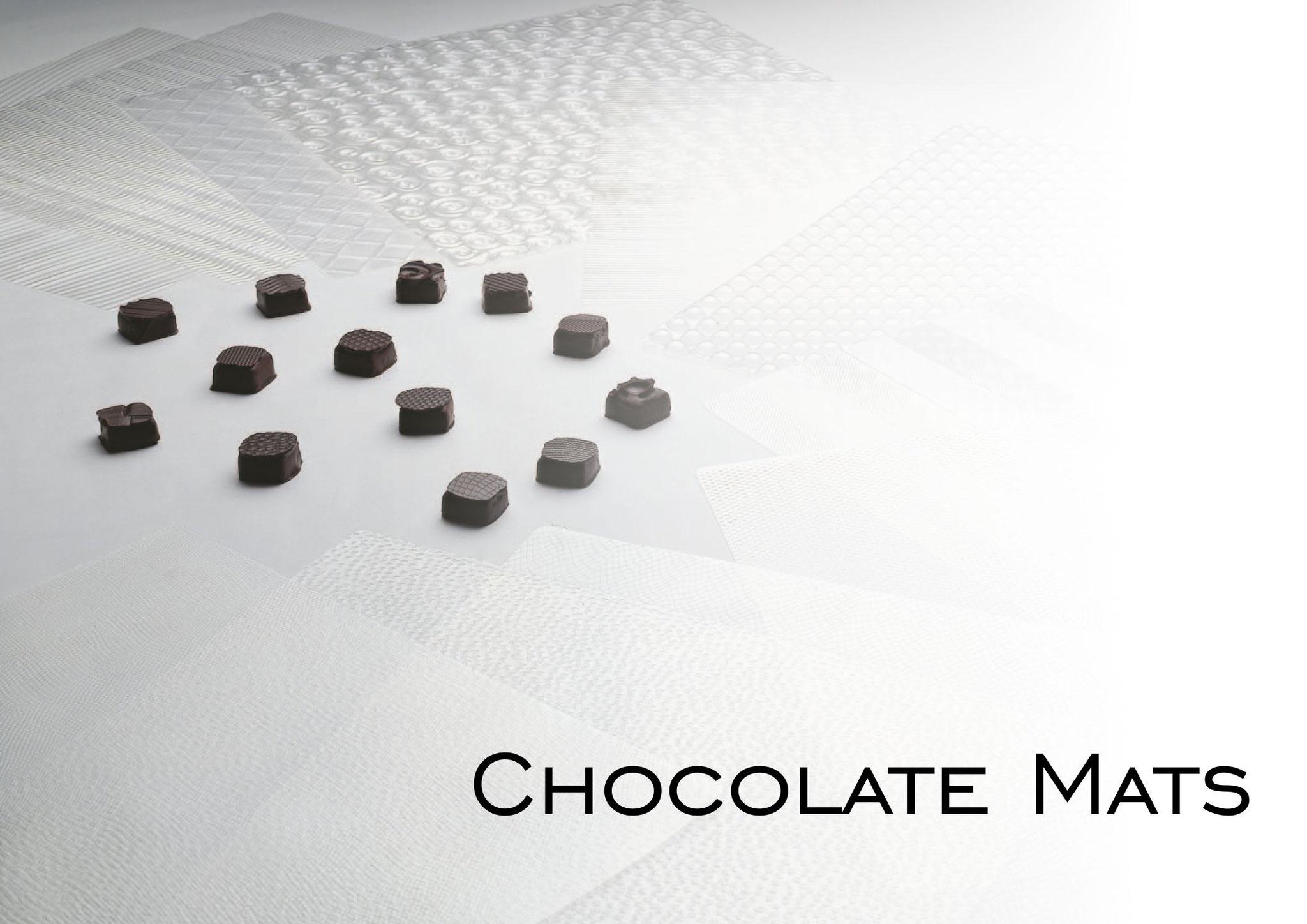Chocolate Decoration Mats