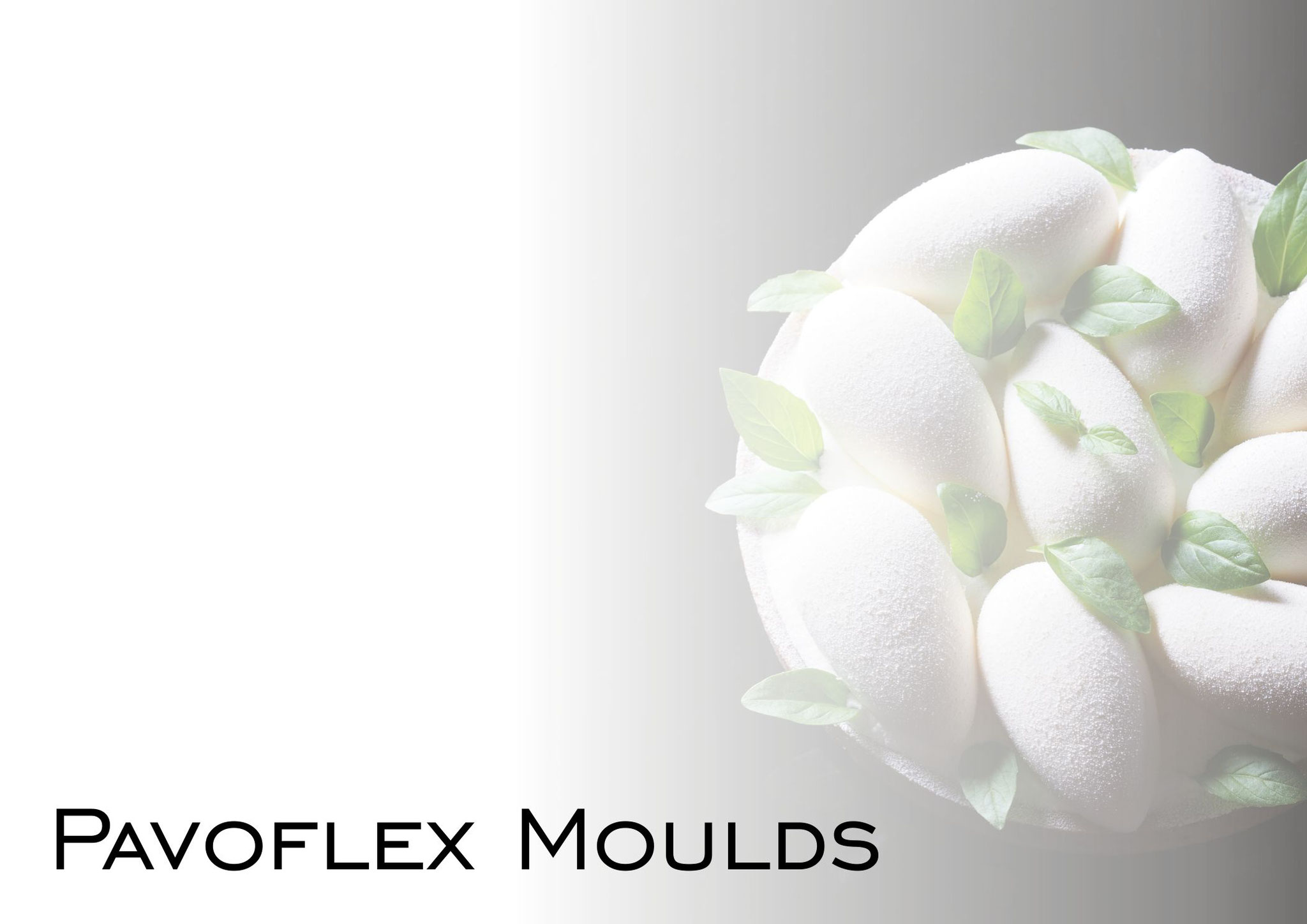 Pavoflex Moulds
