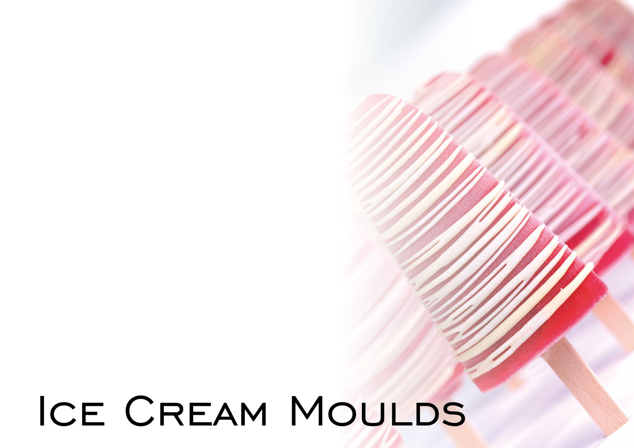 Ice Cream Moulds