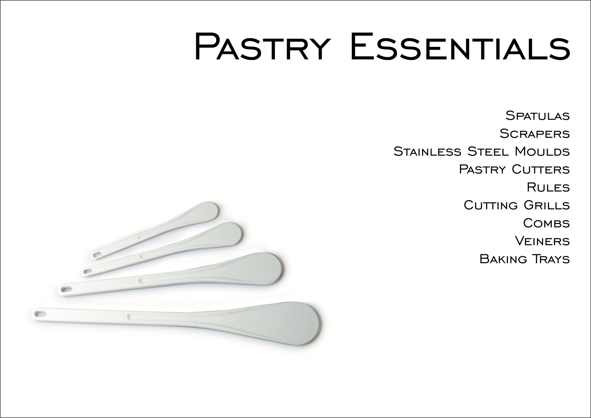 Pastry Essentials
