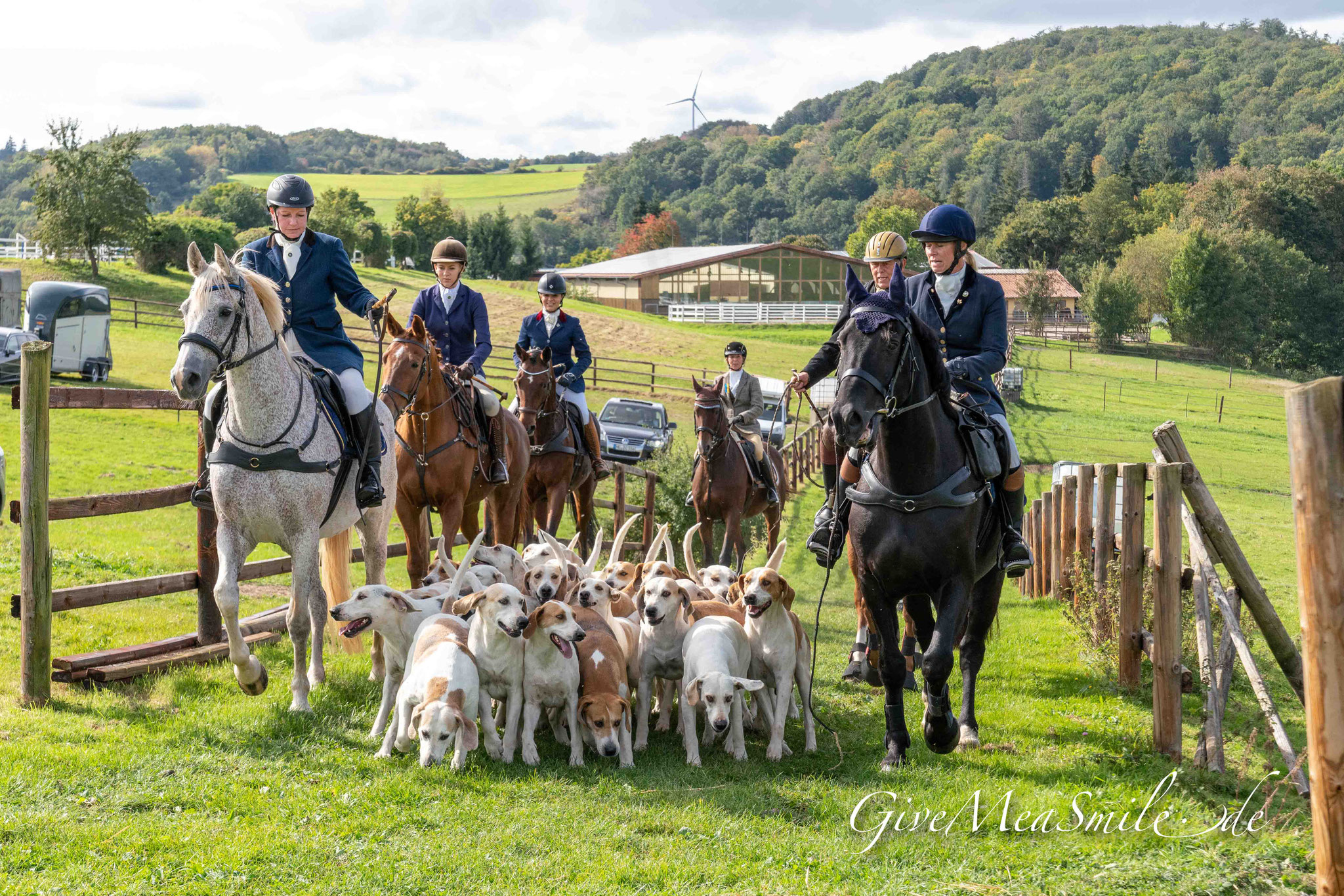 Jagdfotos vom Team @Givemeasmile.de auf der Fotojagd, Peter Jäger  #hofhirtenberg #givemeasmilede #taunusmeute #foxhounds #beagles #jagdreiten #schleppjagd