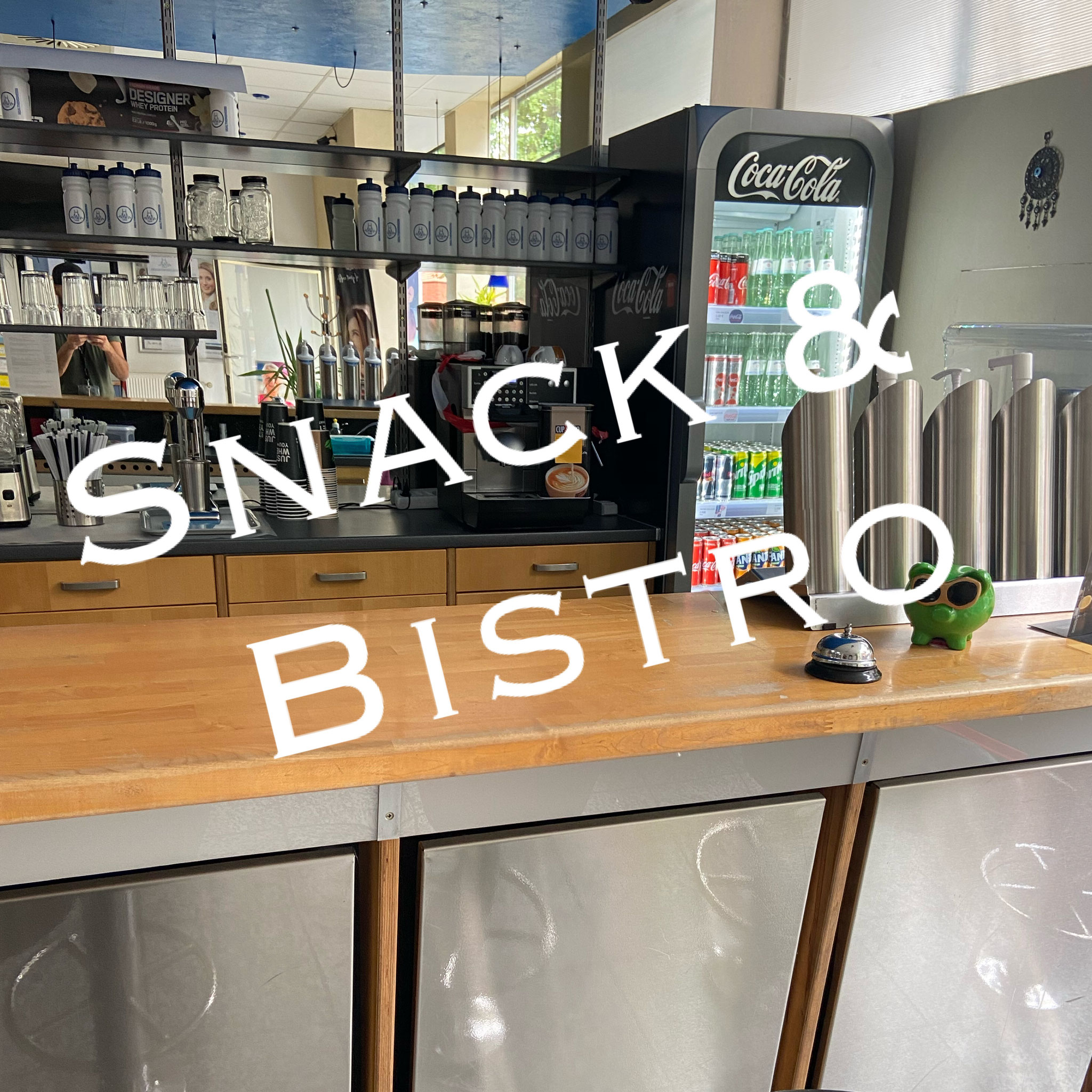 Snacks To Go oder im Empfang