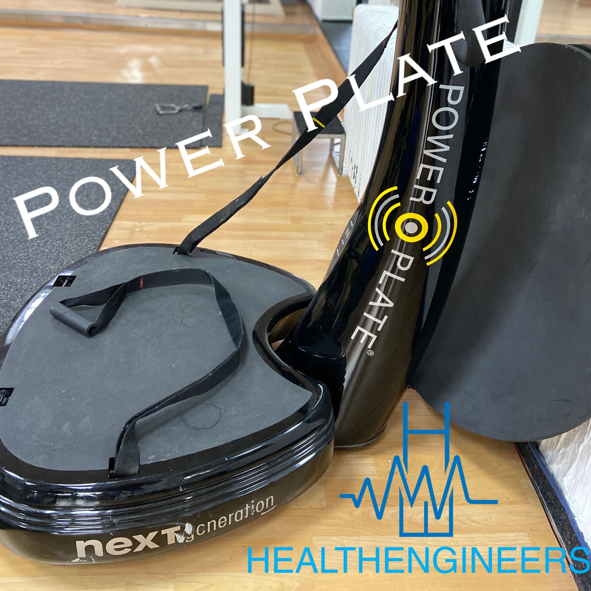 Power Plate Vibrationstraining