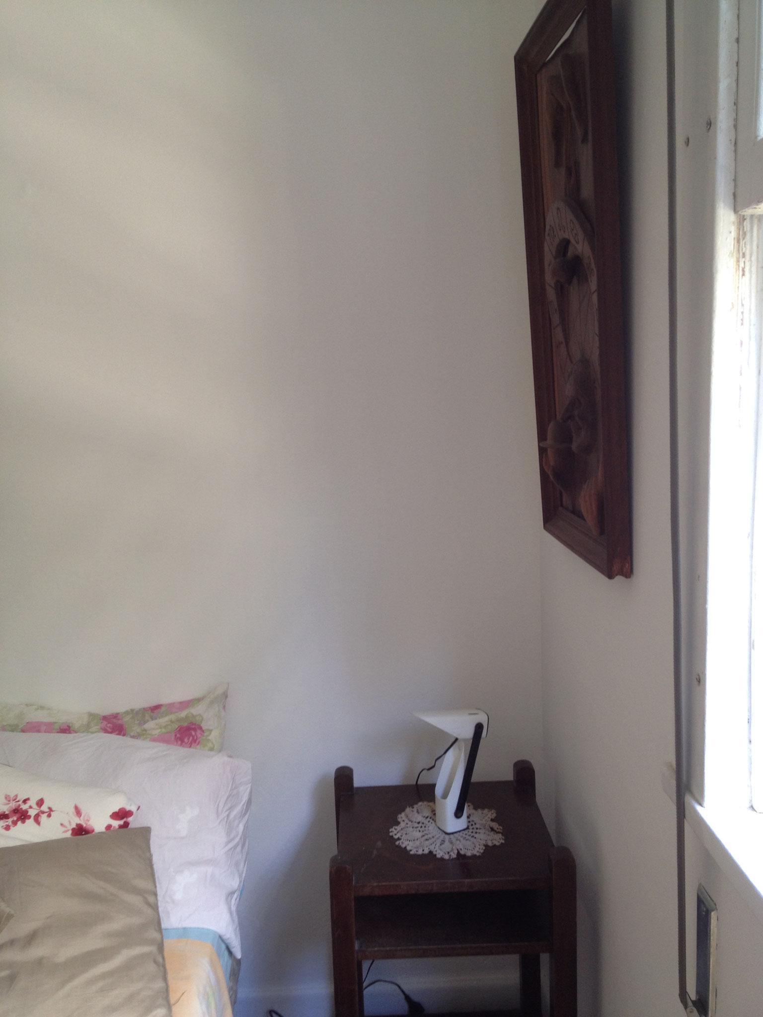 Ecke im zweiten Schafzimmer