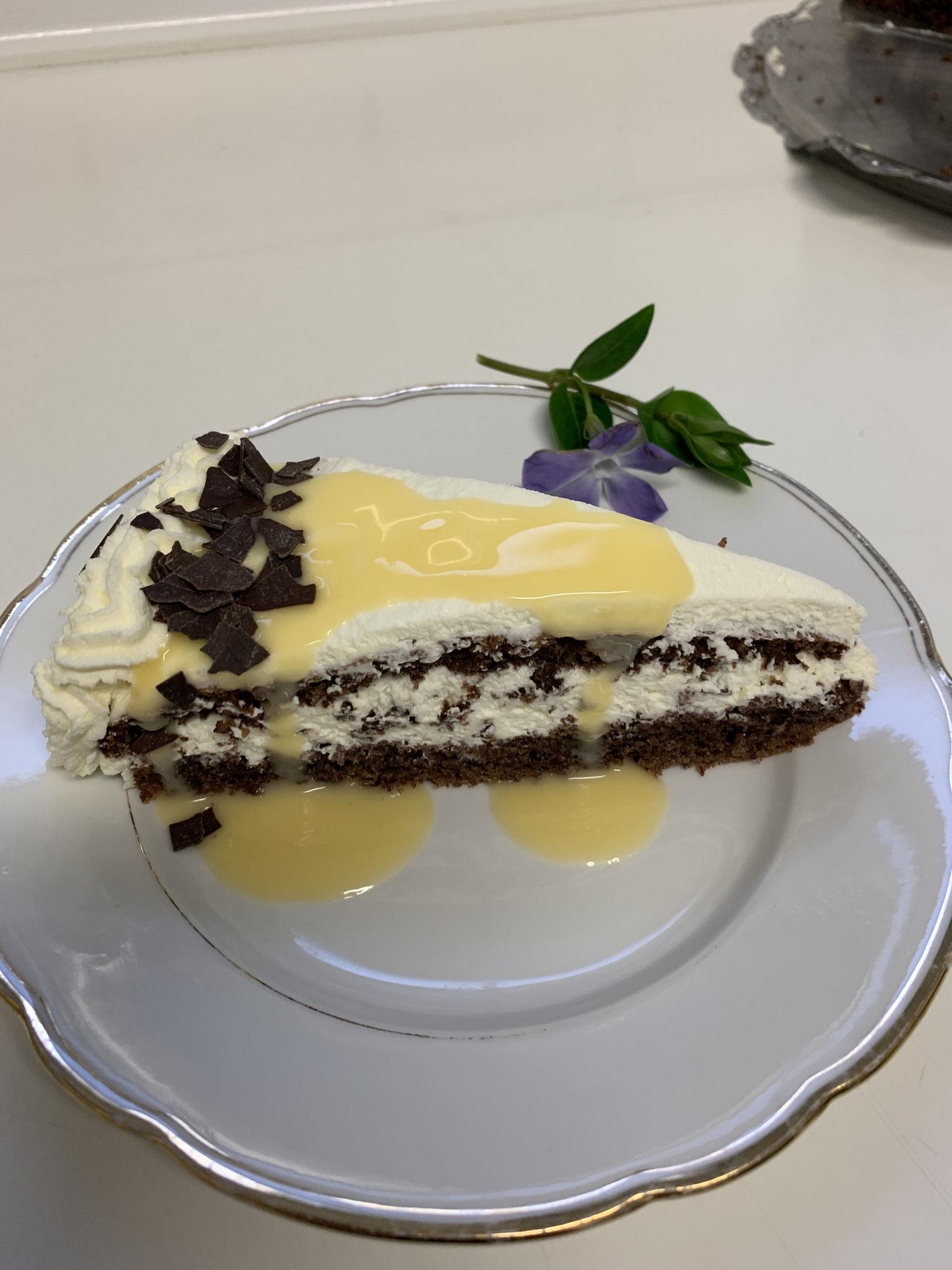 Eierlikör-Schoko Torte