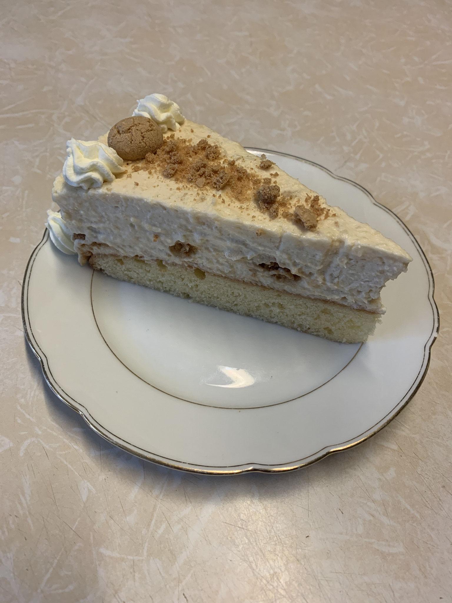 Apfel-Mascarpone Torte