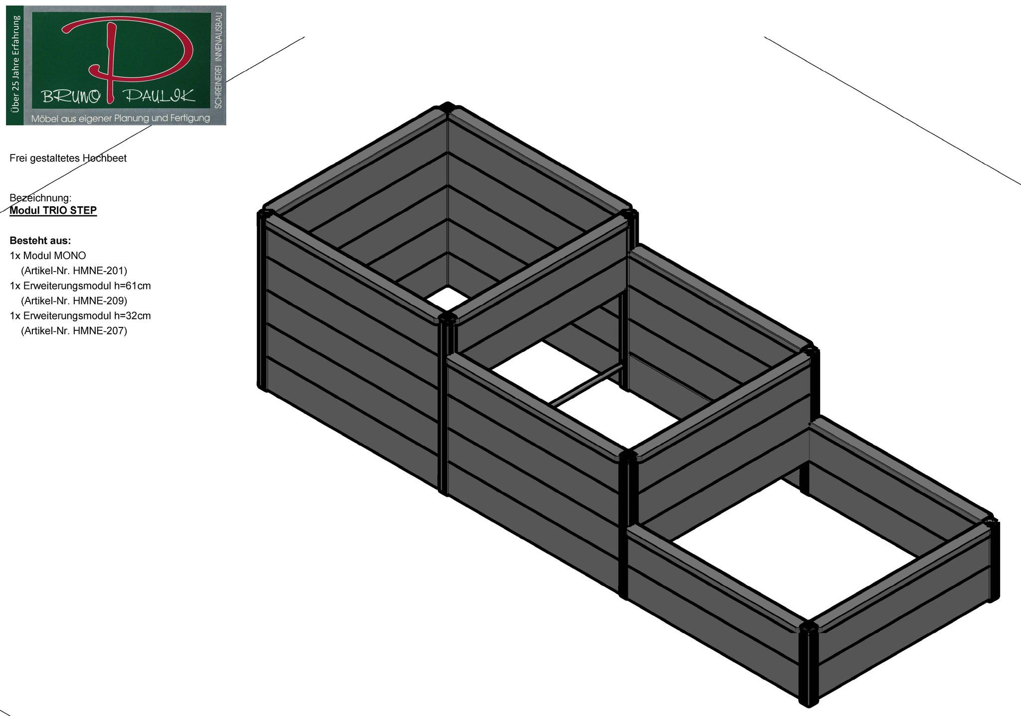 Modul TRIO-STEP