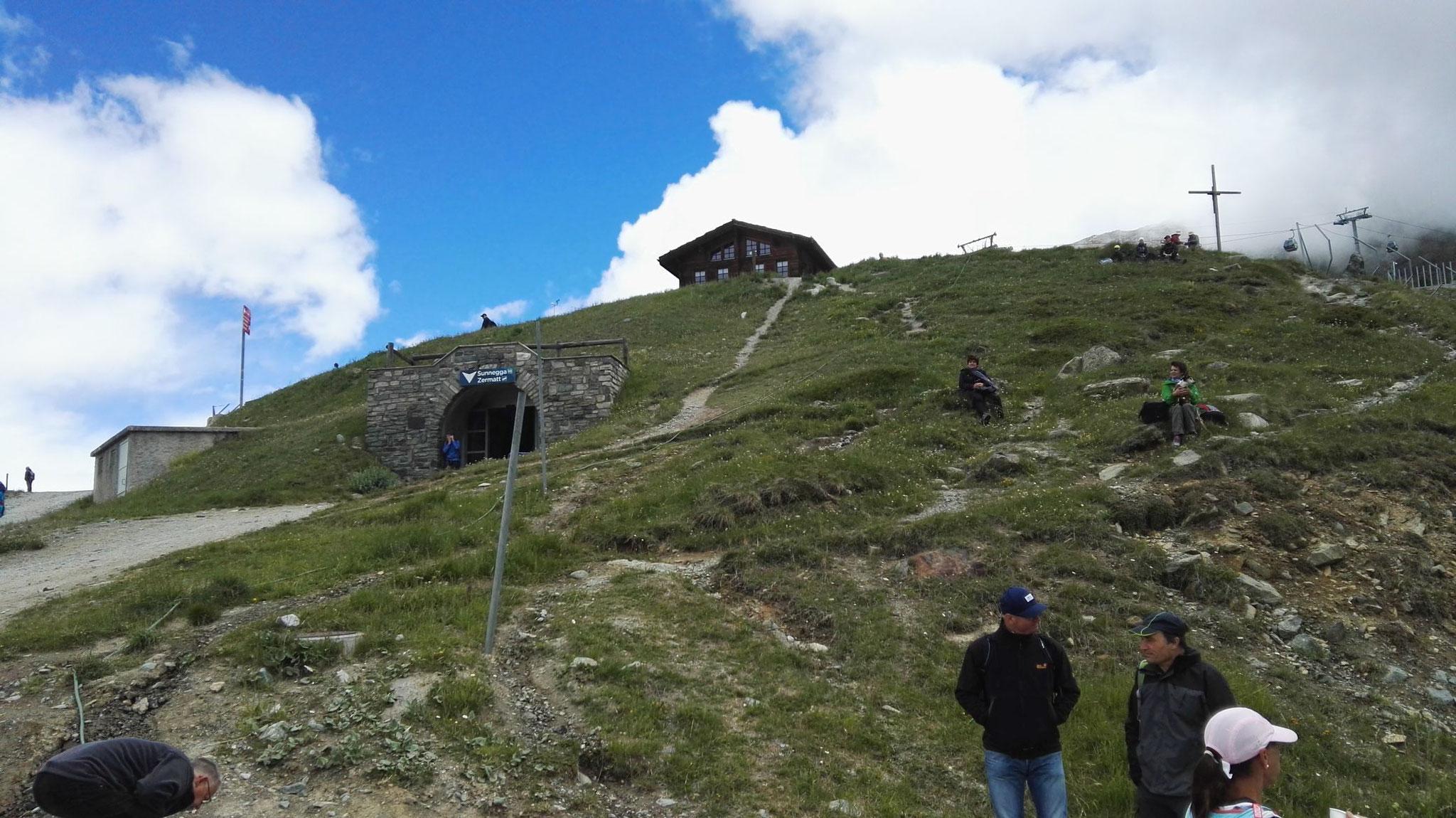 Gornergrat Zermatt Marathon - Sunegga