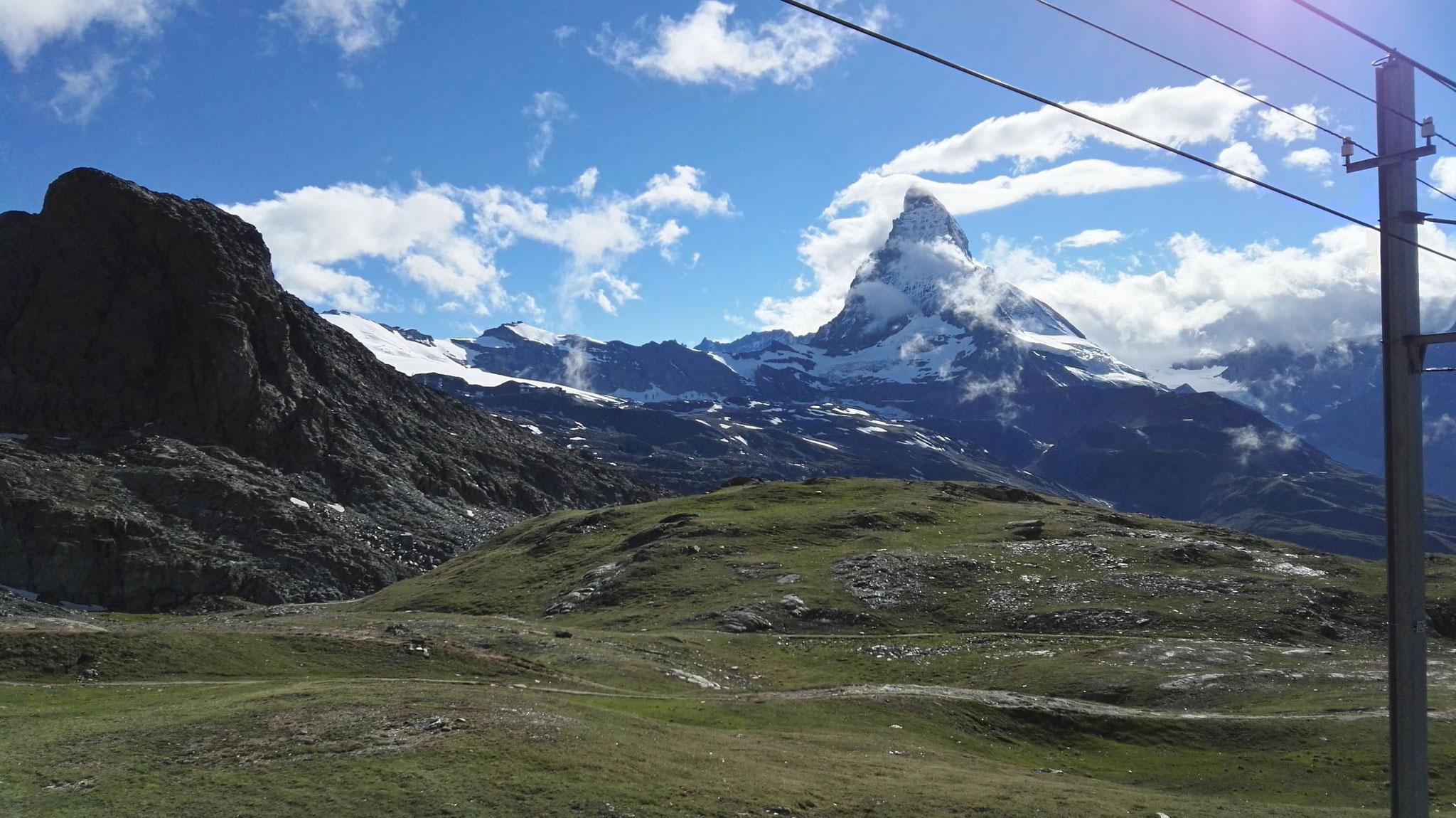 Das Matterhorn (Der Schönste Berg der Welt)