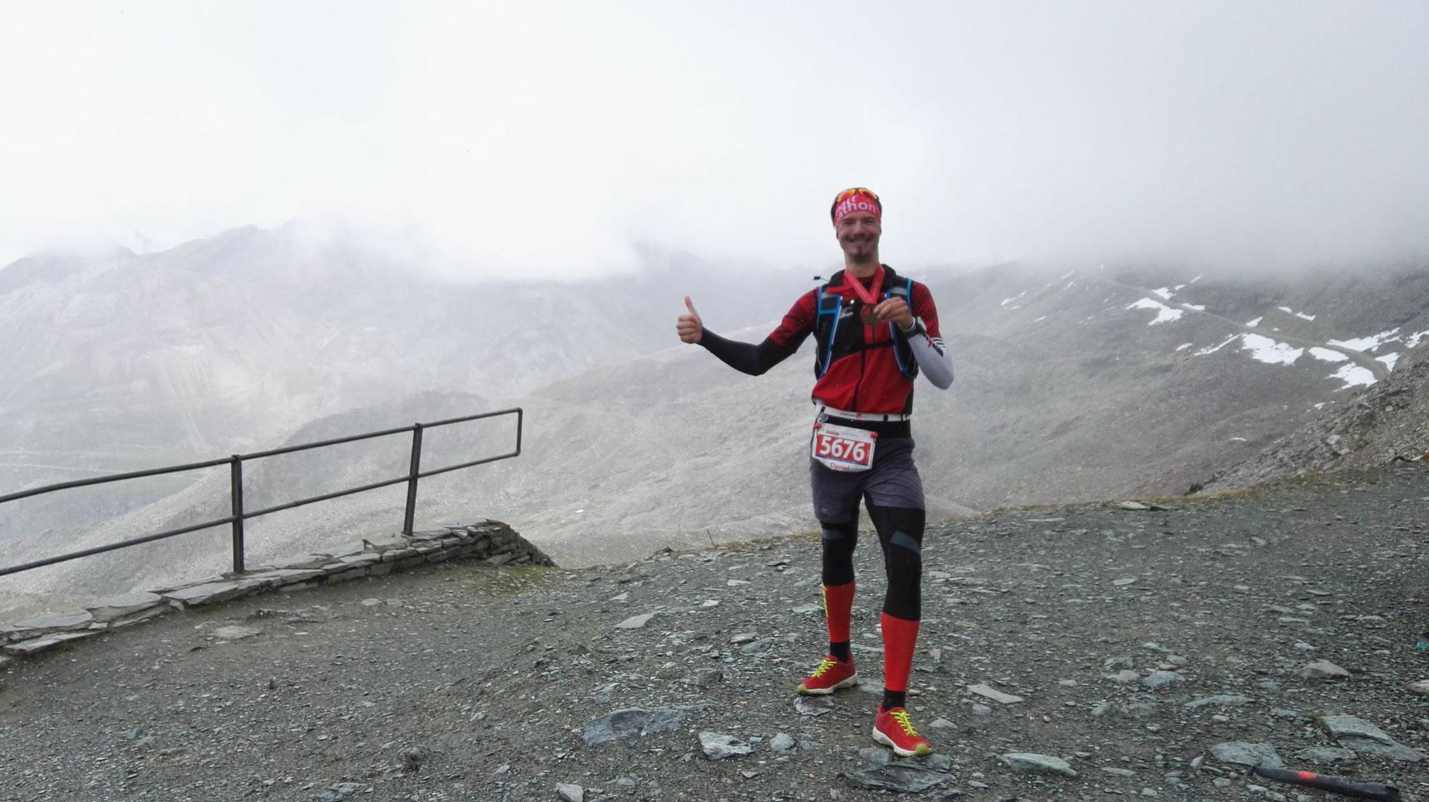 Gornergrat Zermatt Marathon - Gefinnisht :)