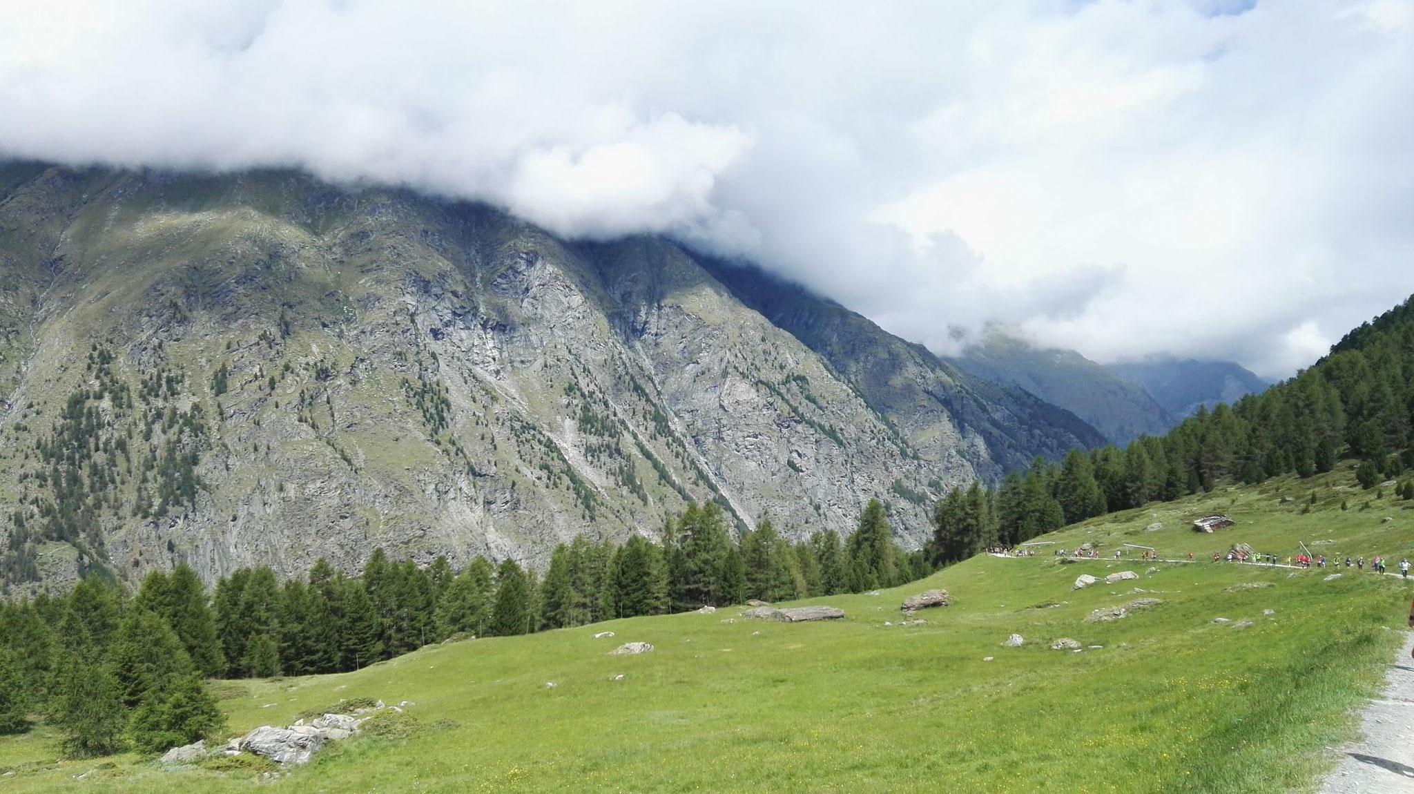 Gornergrat Zermatt Marathon - Zur Patrullarve