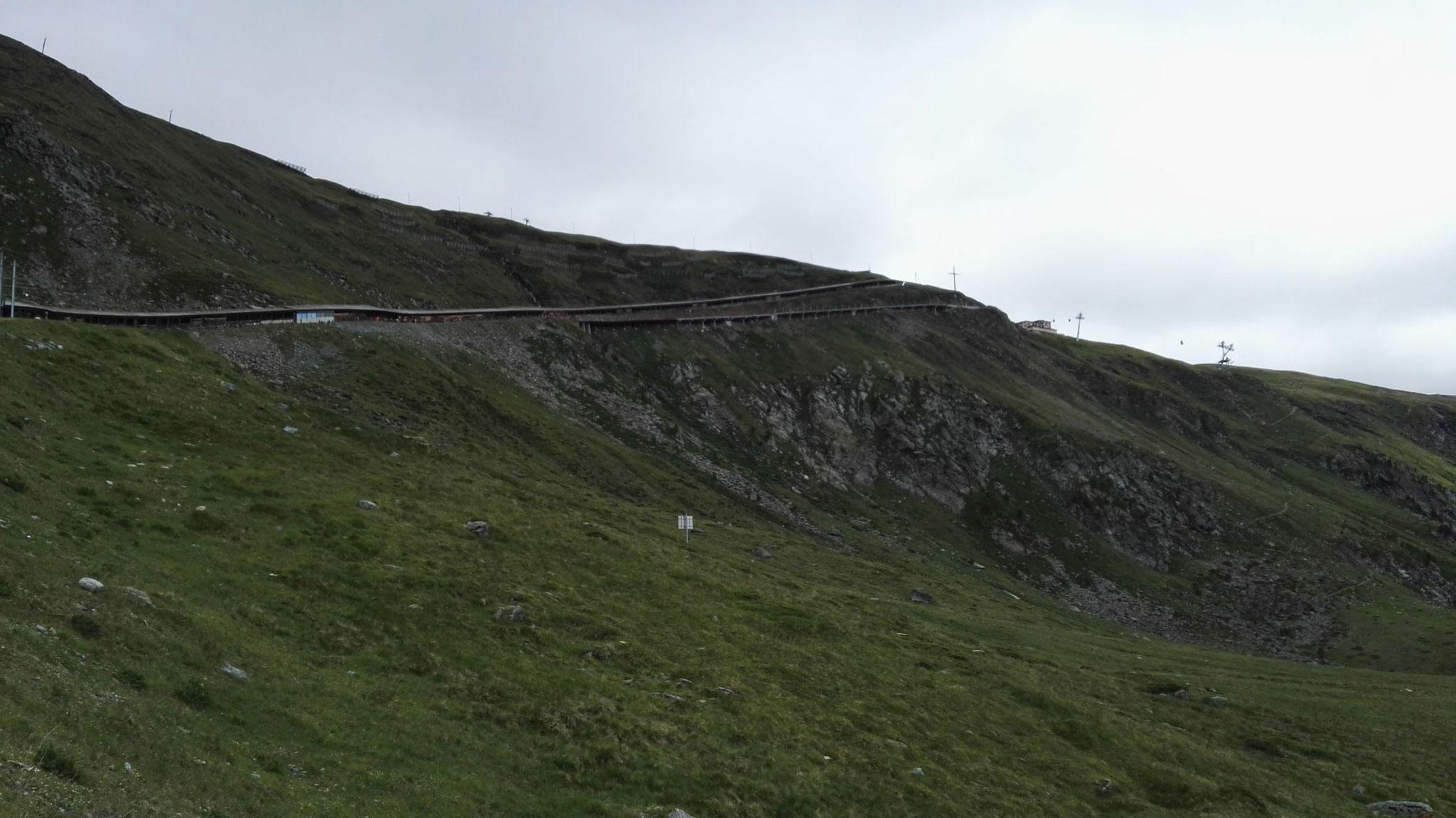 Gornergrat Zermatt Marathon - Hoch zum Riffelberg