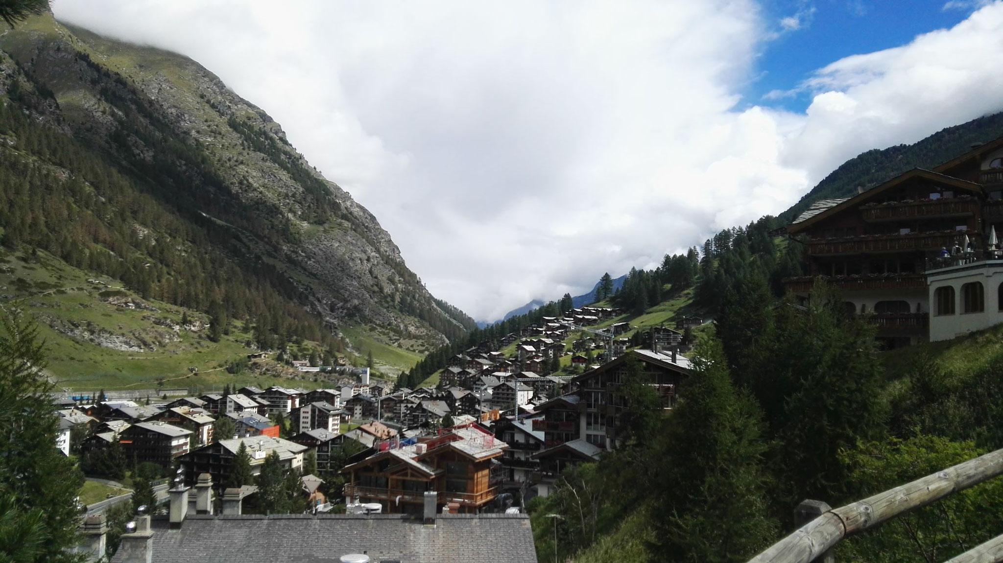 Gornergrat Zermatt Marathon - Zermatt