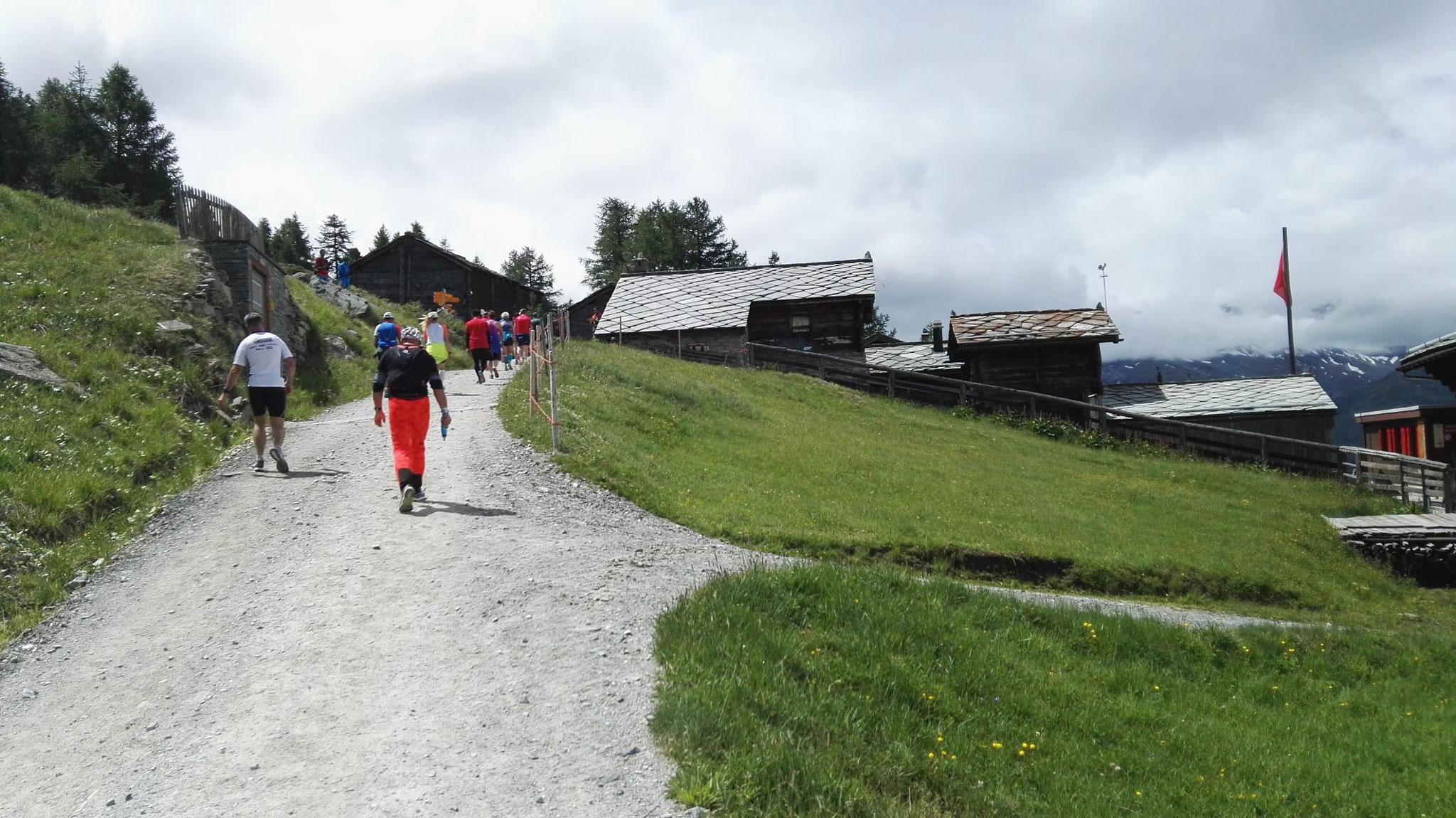 Gornergrat Zermatt Marathon - Patrullarve